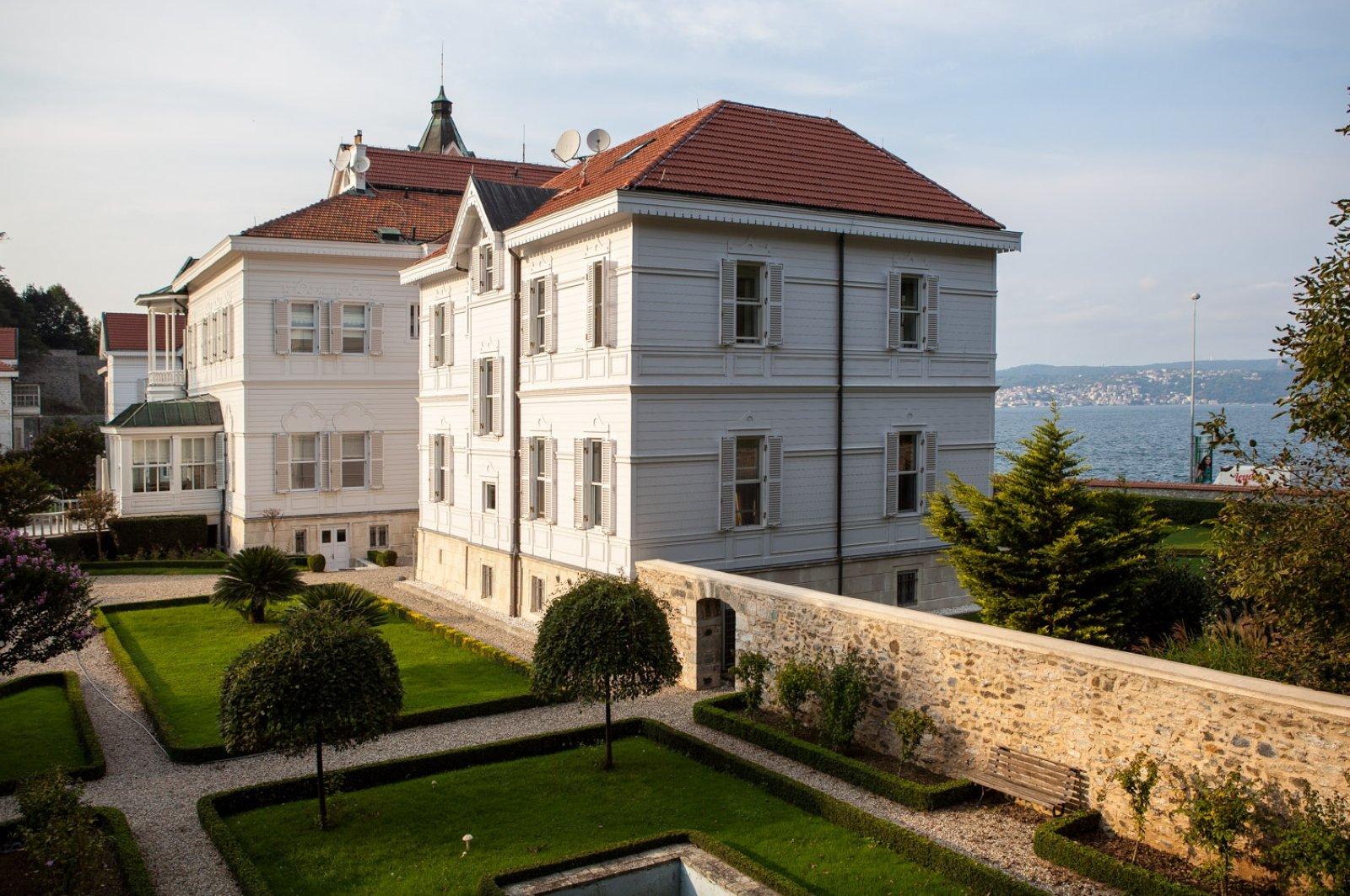 Established in 2011, Tarabya Cultural Academy is offering a new artist residency program to increase the collaboration between Turkey and Germany.