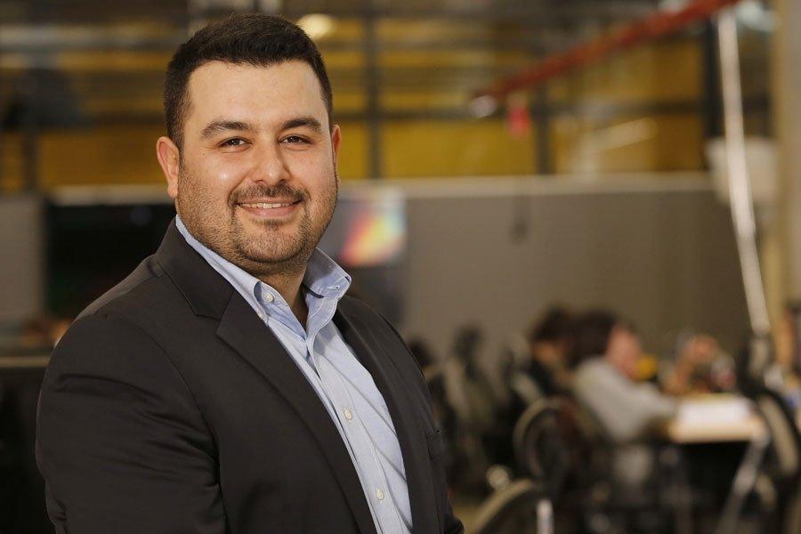 Volkan Biçer, investor of Rollic. (Courtesy of Rollic)