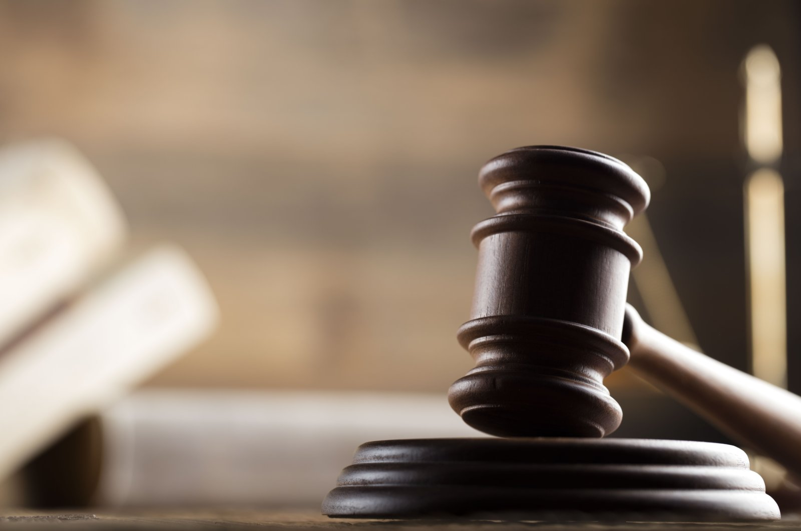 A judge's mallet in an undated photo. (Shutterstock Photo)