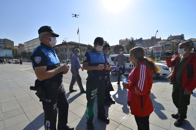 Turkey ramps up COVID-19 inspections as flu season arrives