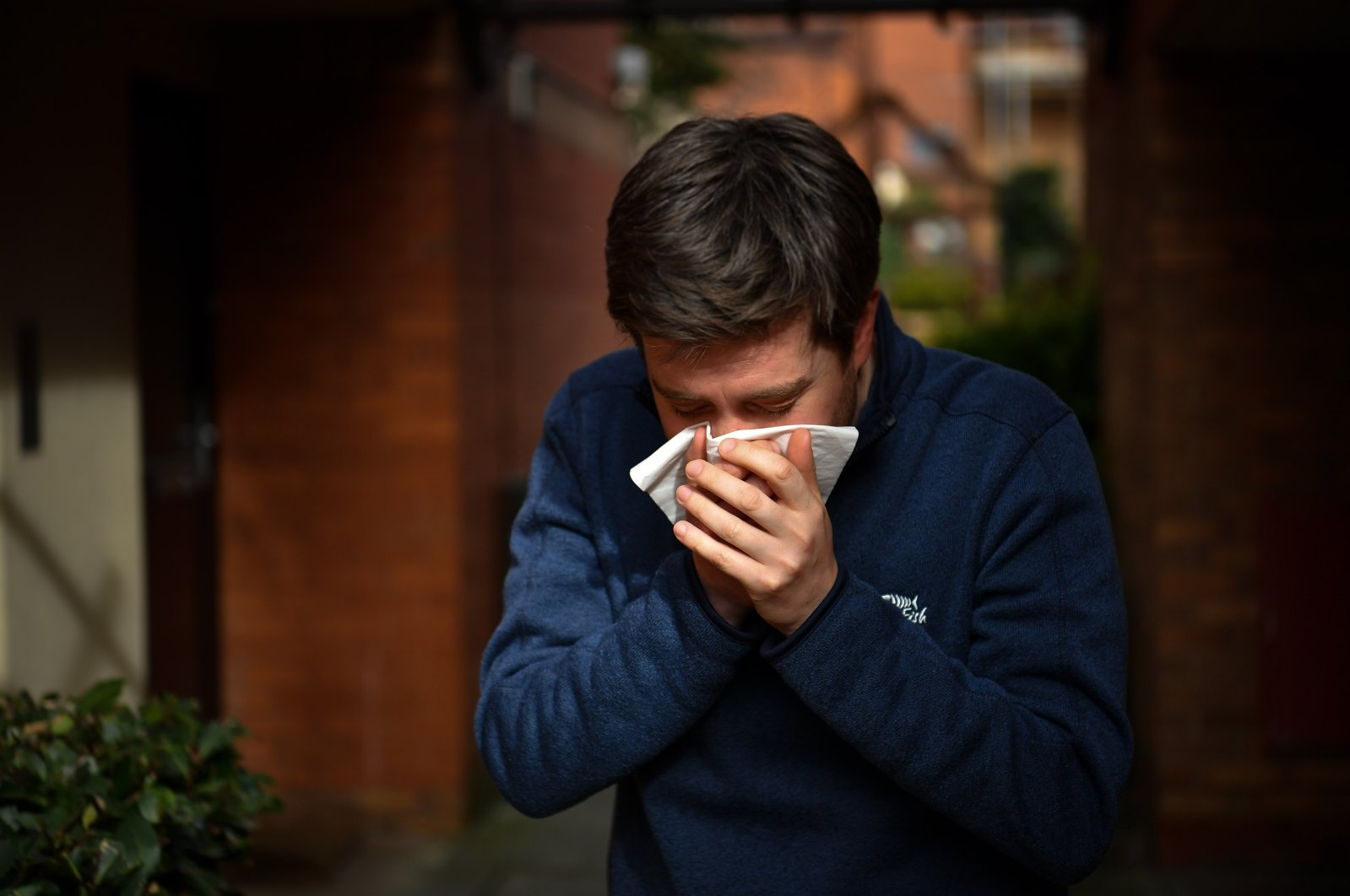 Turns out that antibodies from the common cold will not protect you from COVID-19. (PA via Reuters)