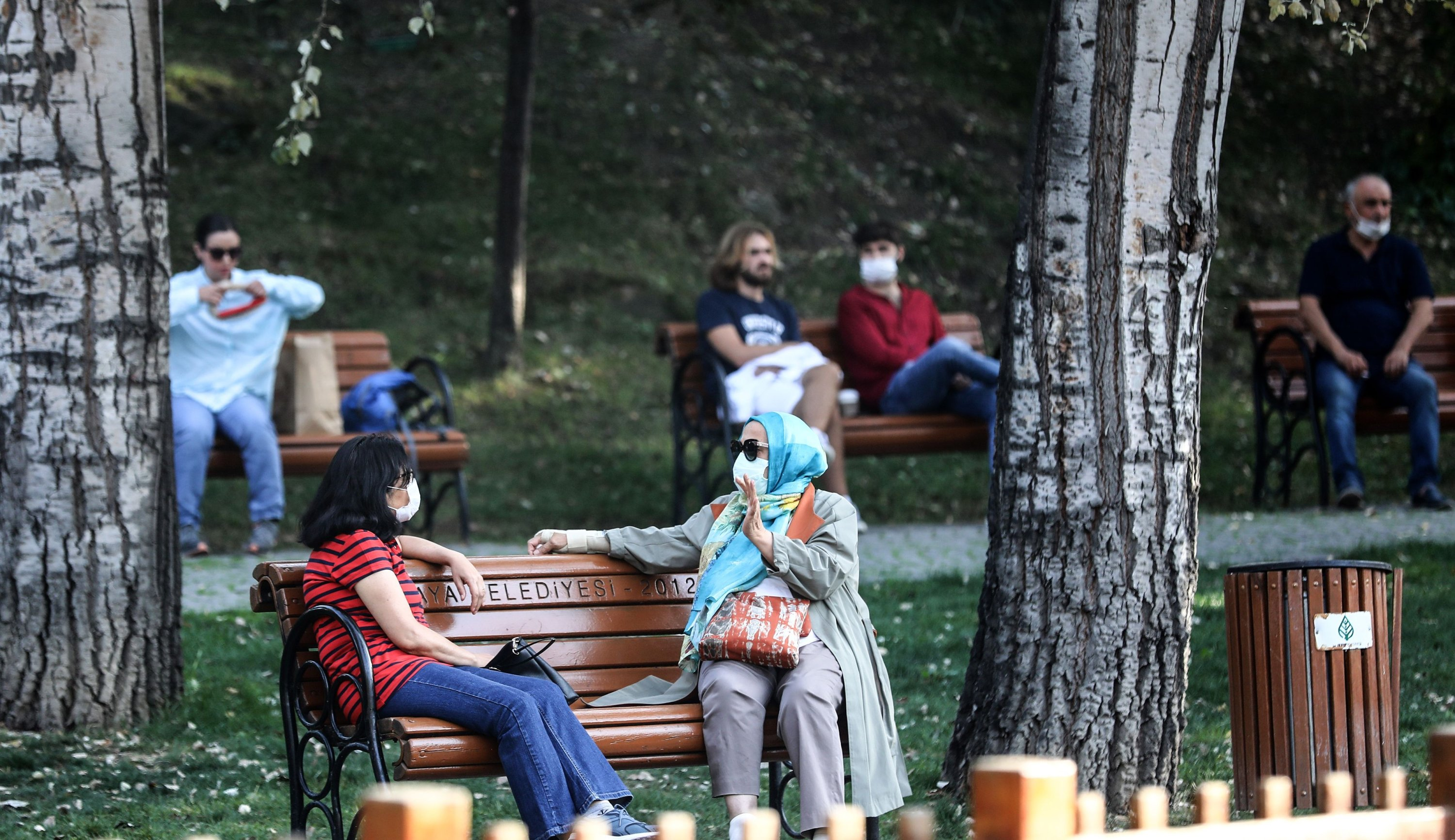 No curfews but tight measures remain in place amid pandemic in Turkey