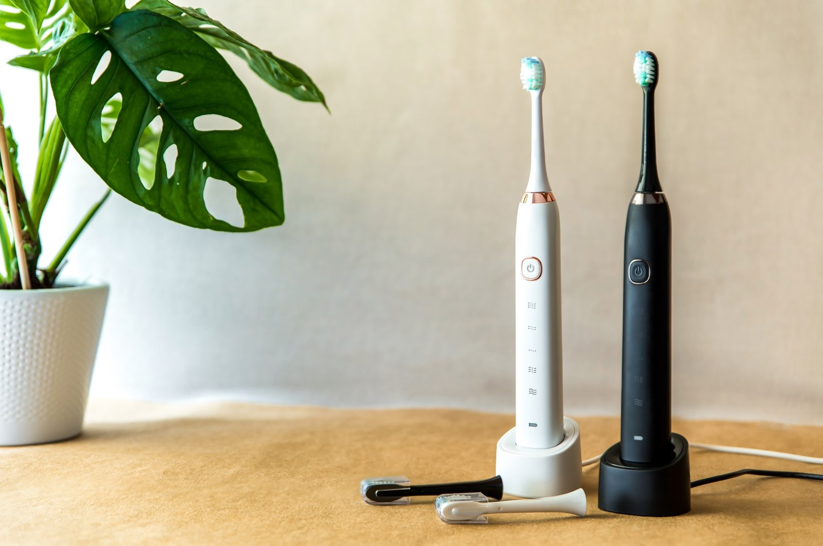 Smart toothbrushes are suited to people who are older or limited in mobility, but they're often best off in the hands of someone who enjoys using technology. (Shutterstock Photo)