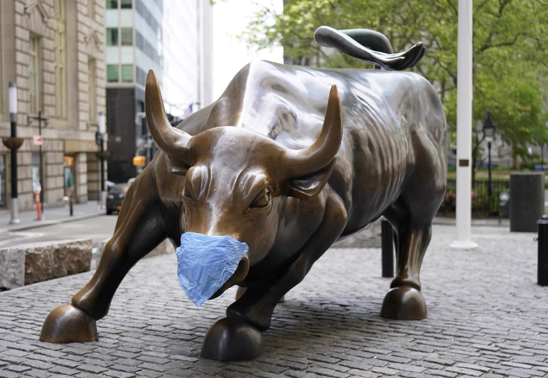 Wall Street closes higher on coronavirus stimulus hopes thumbnail