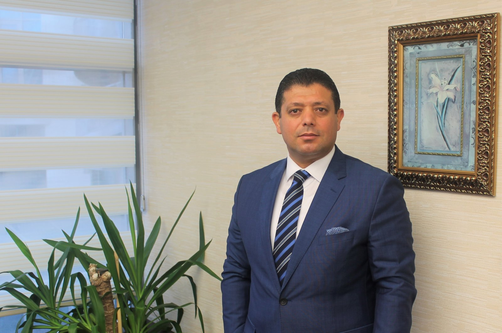 Energy Disputes Arbitration Center (EDAC) Chairman Süleyman Boşça. (AA Photo)