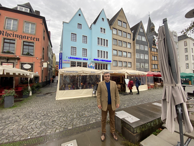 Turkish-German restaurateurs suffer amid new virus curbs