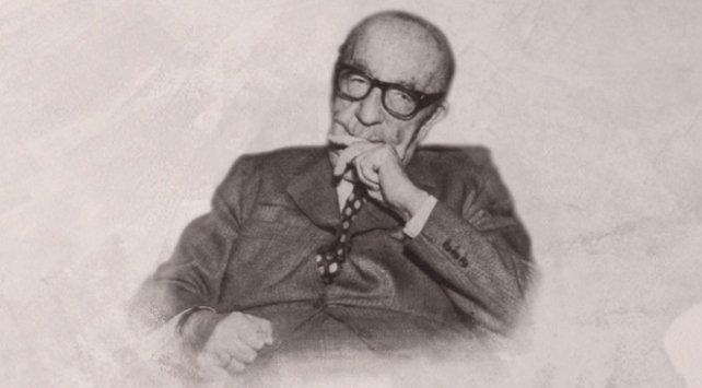"Orhan Seyfi Orhon's debut literary work was a seven-page epic poem titled ""Fırtına ve Kar""."