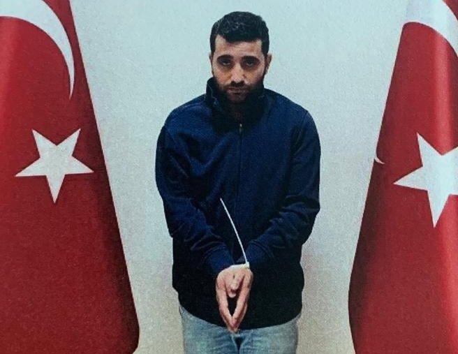 PKK terrorist Ferhat Tekiner. (AA Photo)