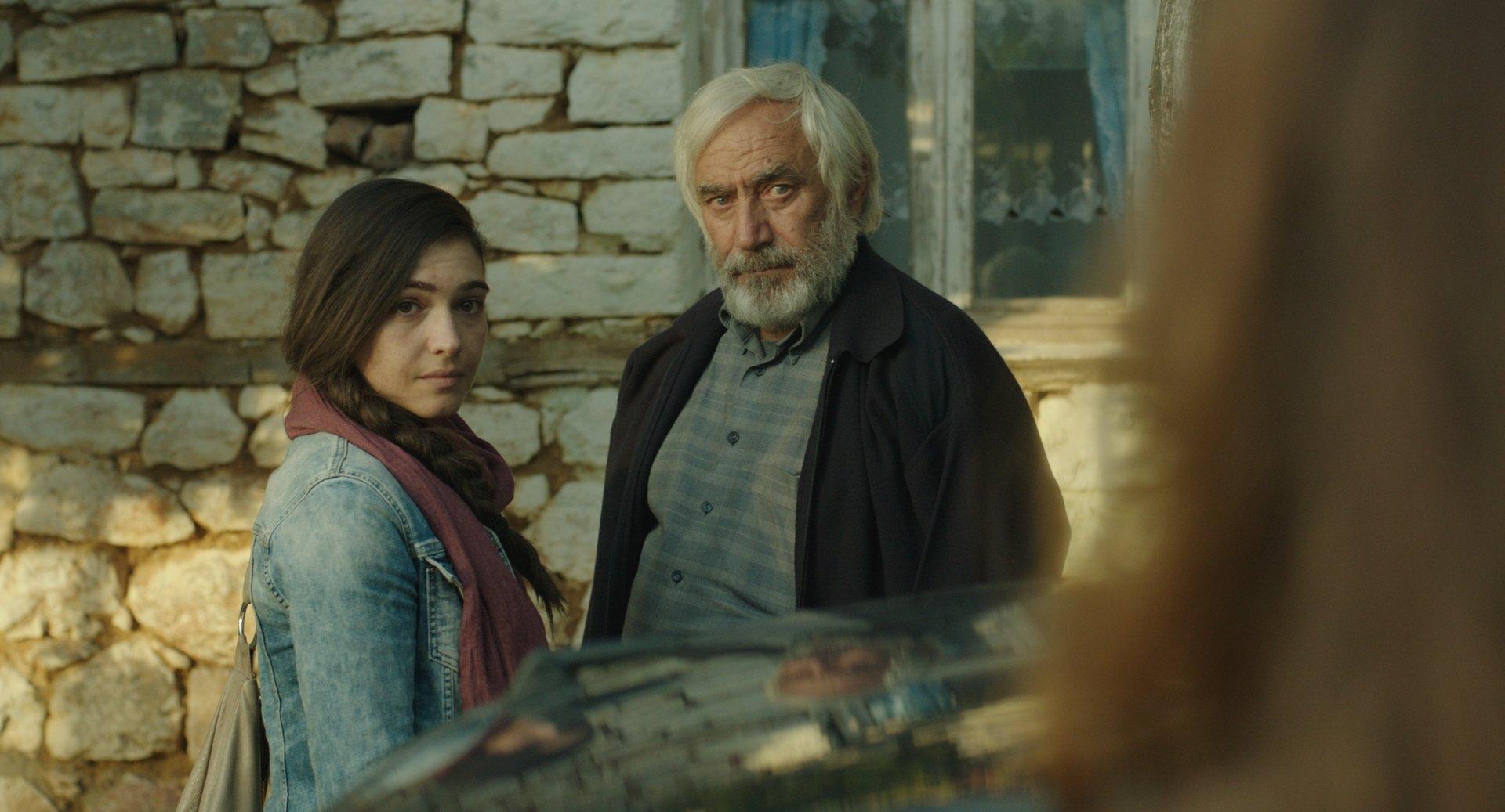 """""""Open Door"""" is directed by Florenc Papas."""