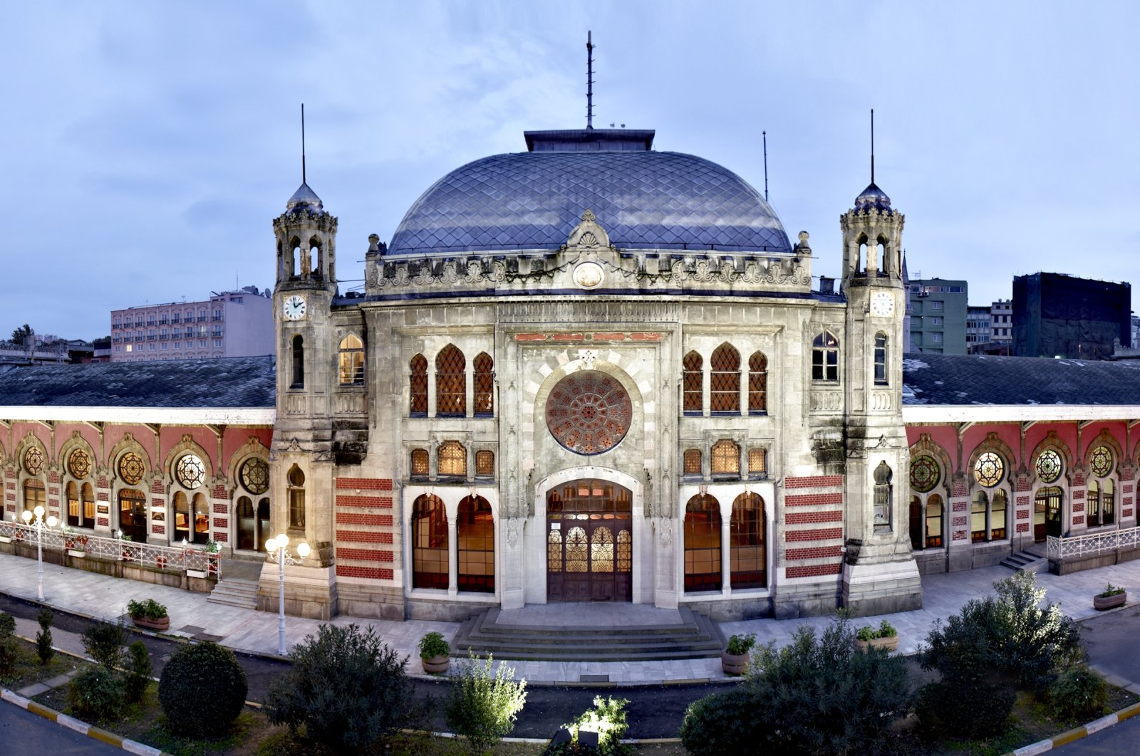 The PhotoMaraton will begin at the Sirkeci Train Station (pictured) in Istanbul on Nov. 14, 2020. (iStock Photo)