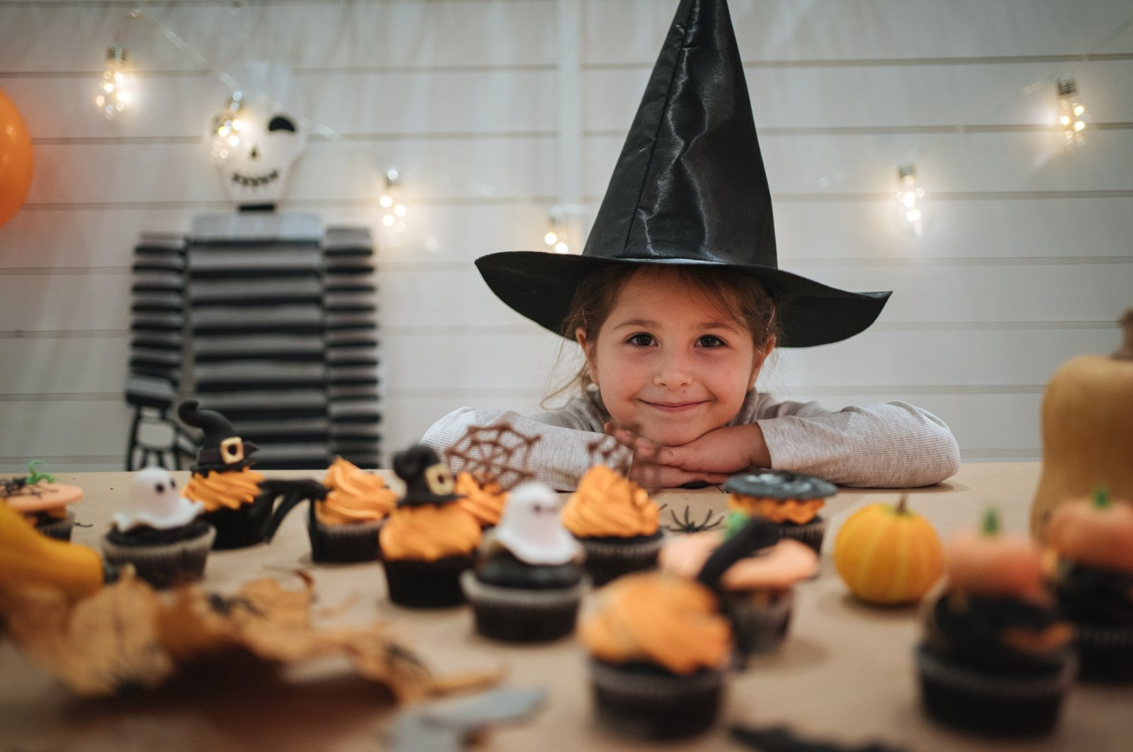 Instead of buying store-bought candy, why not try making some fun and easy Halloween treats with your kids?