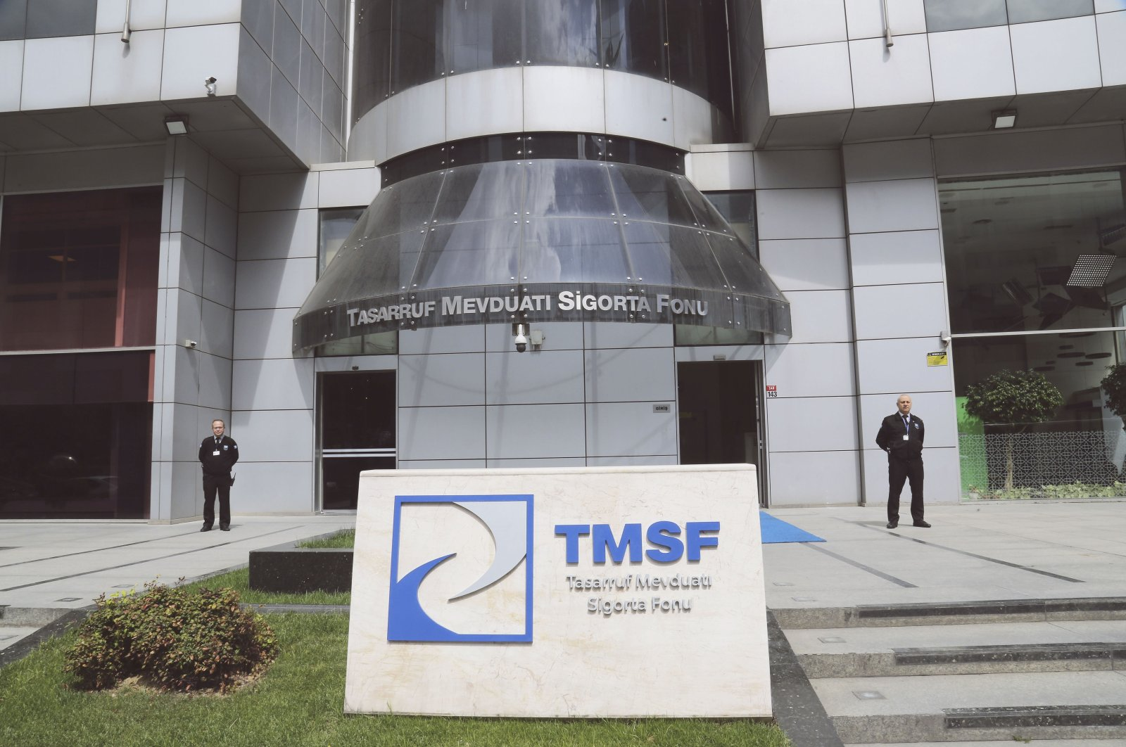 The TMSF building in Istanbul, Turkey, Sept. 23, 2020. (Sabah File Photo)