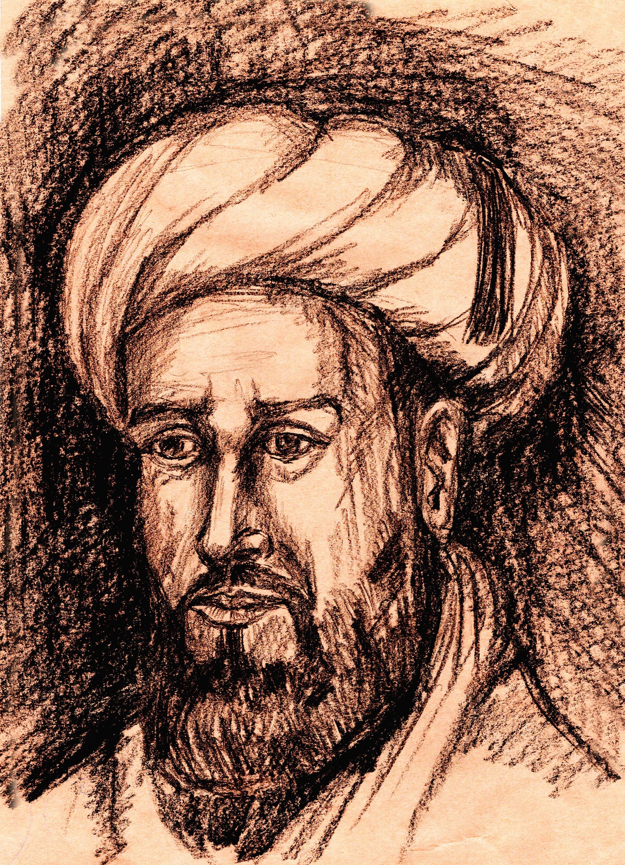 An illustration of Abu Hamid Mohammed Al-Ghazali. (Shutterstock photo)