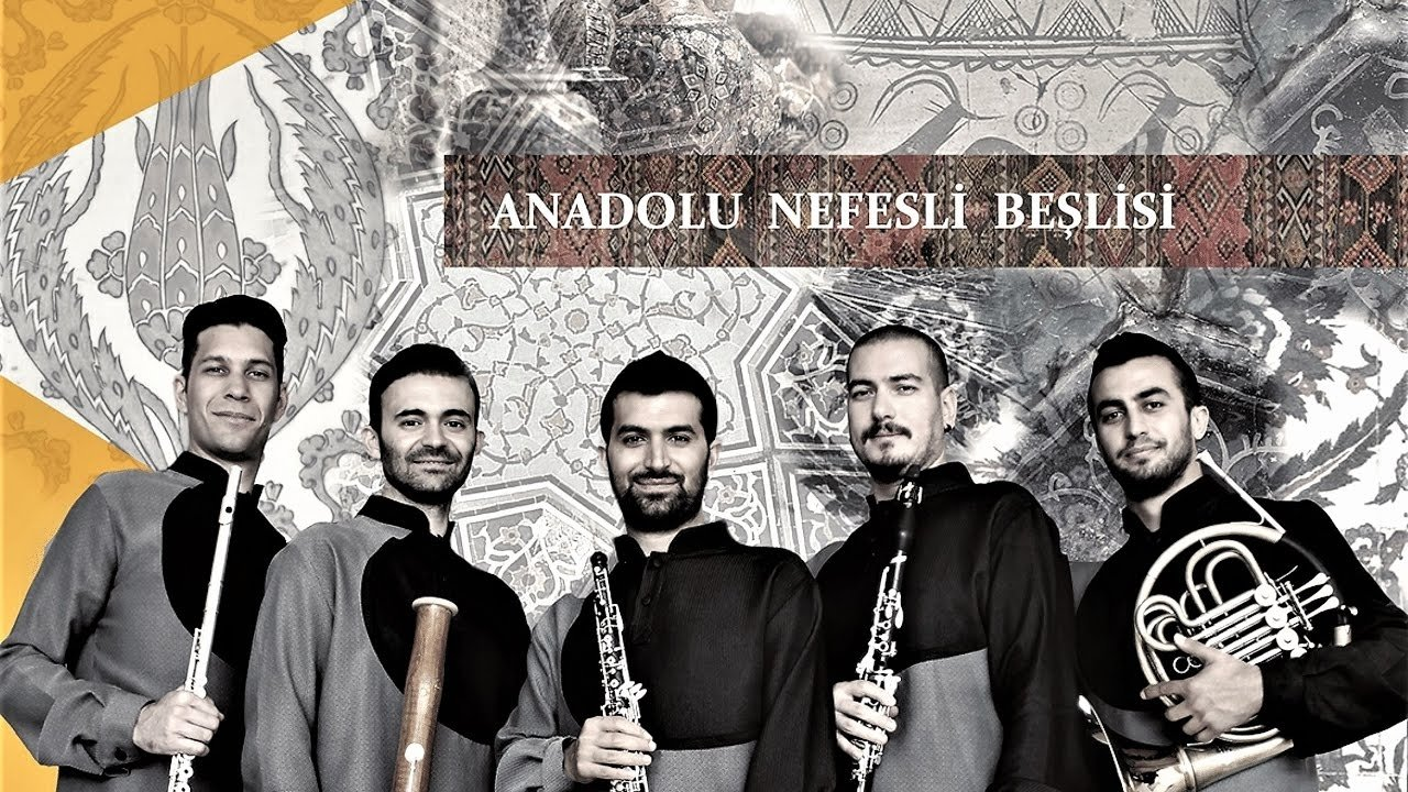 A still shot from the introduction film of Anatolian Wind Quintet, who will perform as soloists at the Republic Day concert.