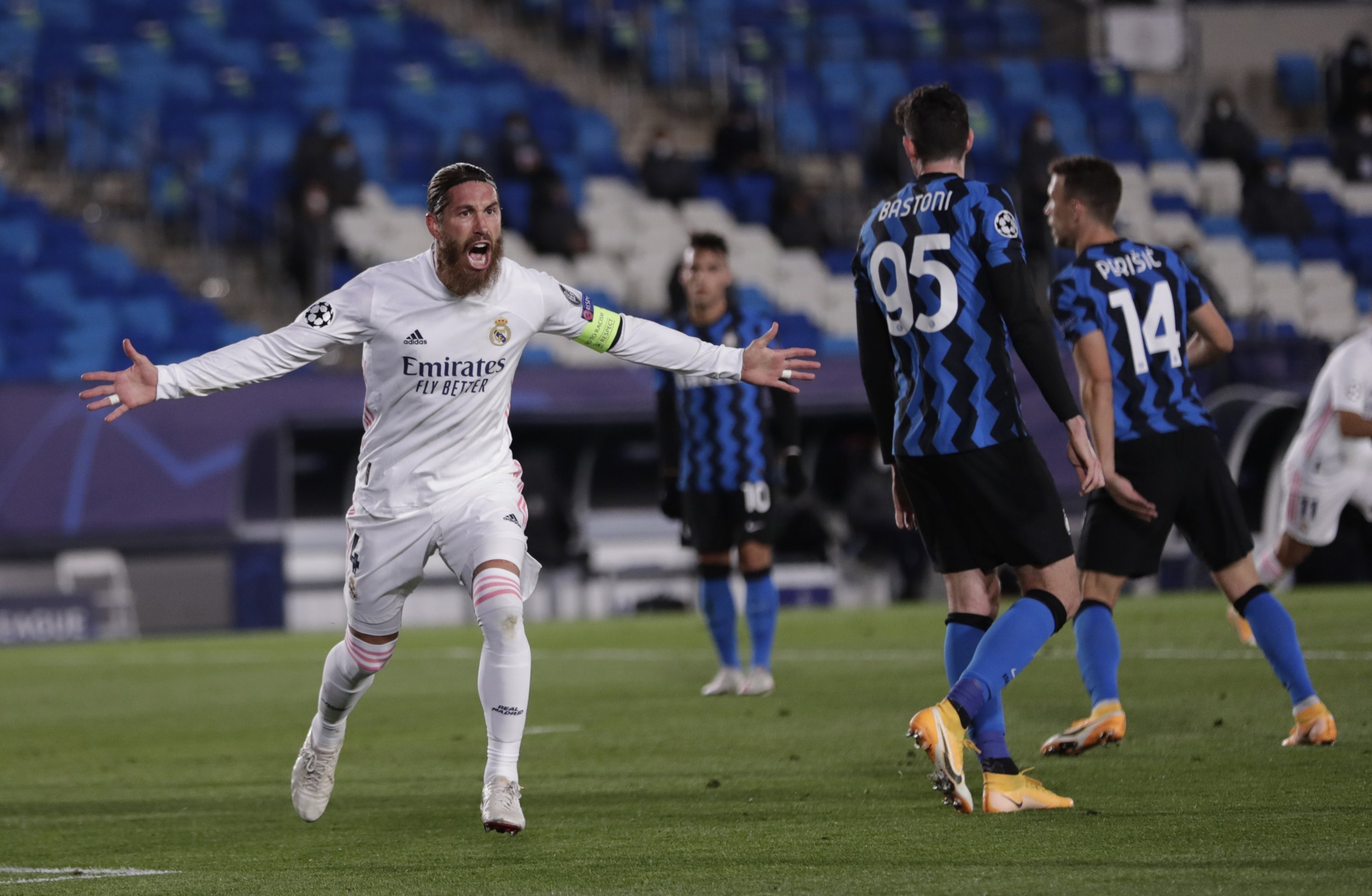 real madrid back on track with 3 2 win over inter daily sabah real madrid back on track with 3 2 win