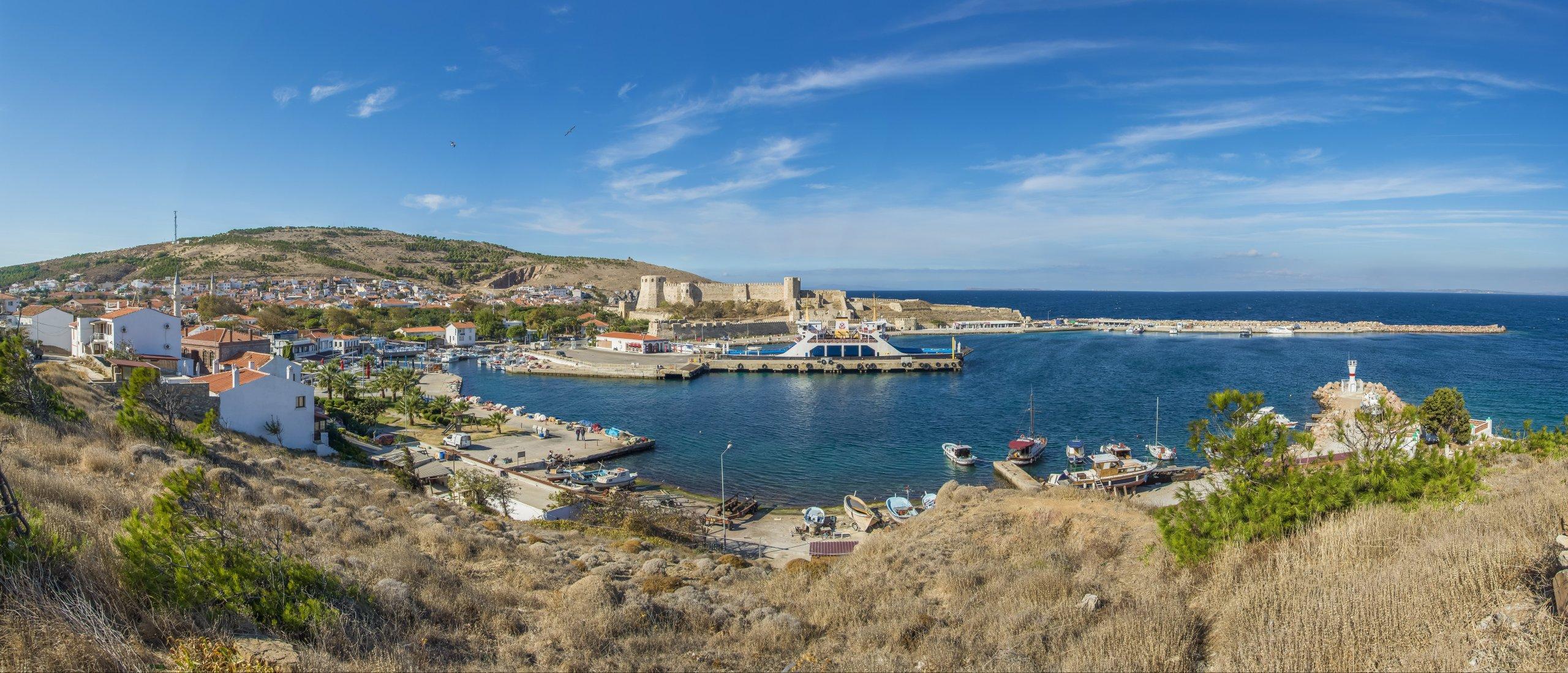 The festival normally takes place in Bozaada island. (Shutterstock Photo)
