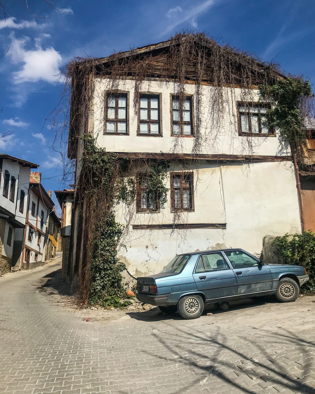 Une maison traditionnelle Beypazarı.  (Photo par Argun Konuk)