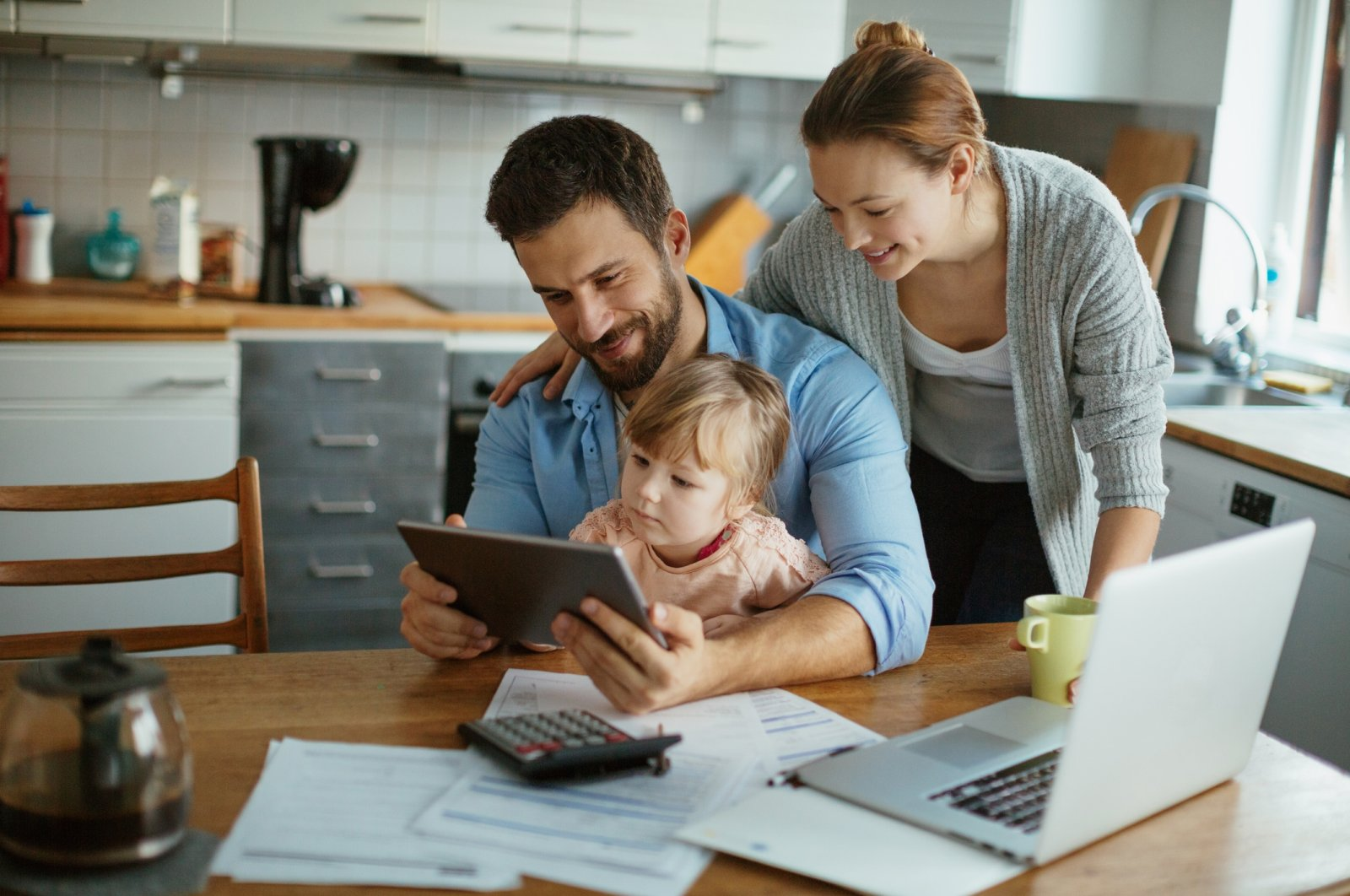 A recent study showed that companies can save up to $11,000 a year with a remote working model. (iStock Photo)