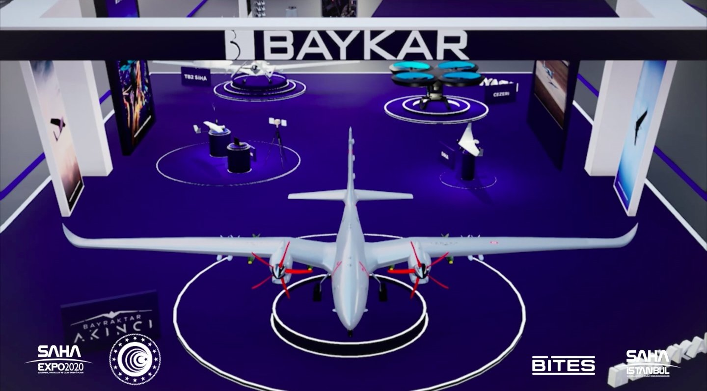 Turkey's largest defense fair SAHA Expo will see the participation of nearly 300 companies. (AA Photo)