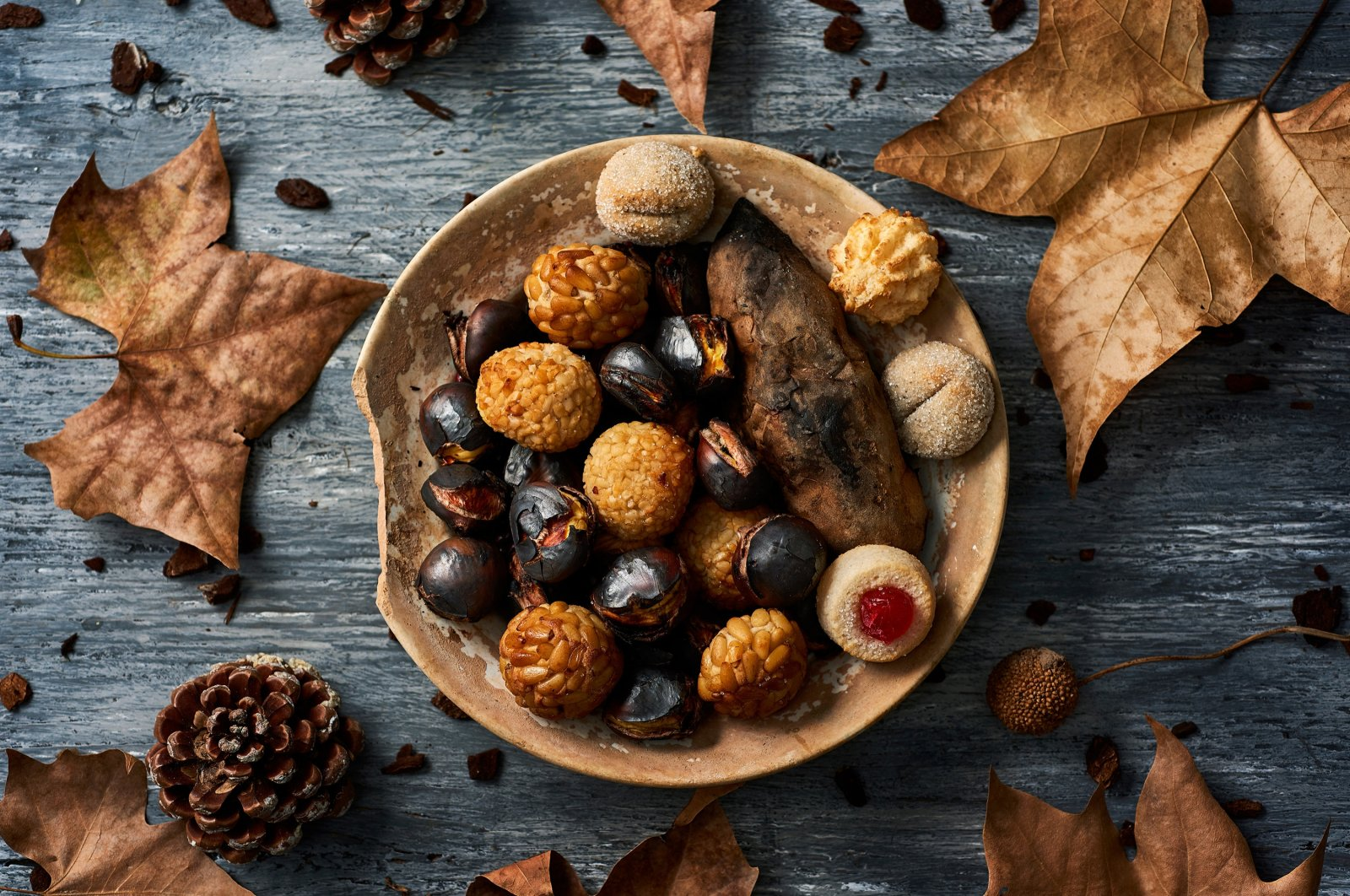 Come fall and cold weather, there are few foods like chestnuts that remind of us of coziness and our childhood. (Shutterstock Photo)