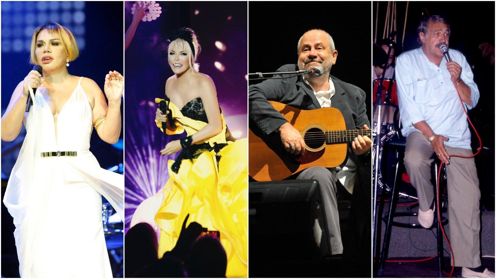 Famous Turkish Singers