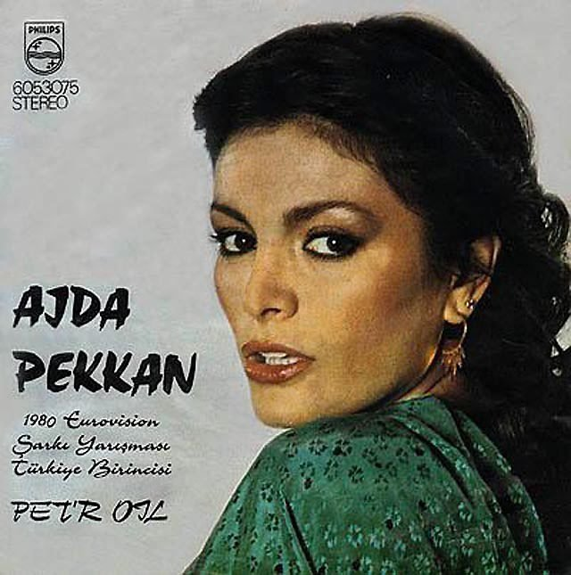 Ajda Pekkan competed in the Eurovision in 1980 with her song 'Petrol'. (File Photo / Değer Özergün)