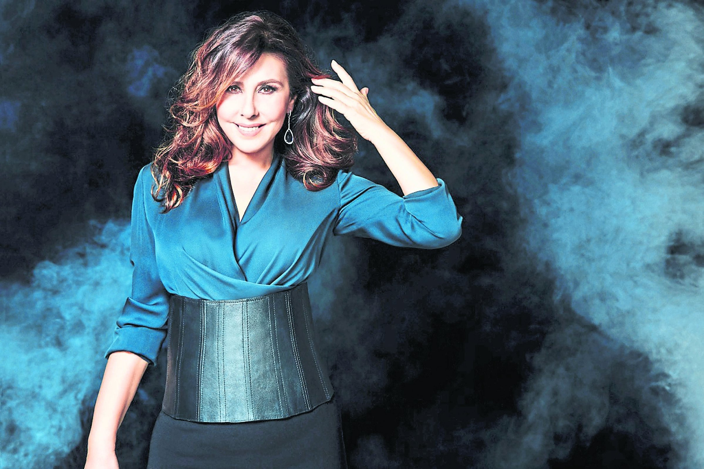 Nilüfer Yumlu, simply known as Nilüfer by her fans, is one of the few singers awarded the honorary title of State Artist in Turkey.  (File Photo)