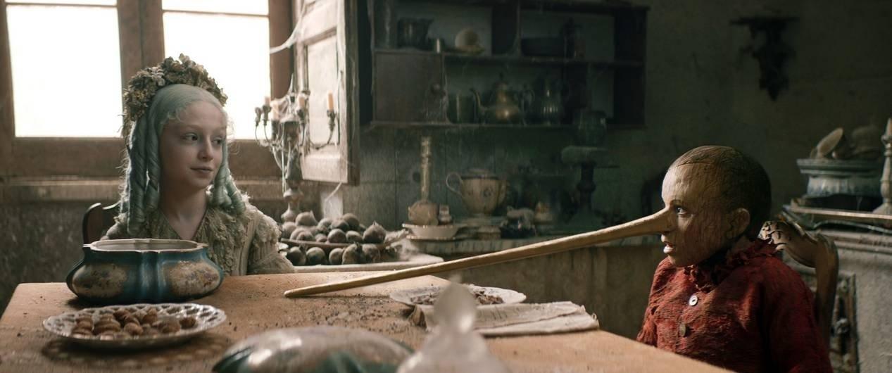 "Still shot from Matteo Garrone's ""Pinocchio,"" which will be screened during the 11th Italian Film Week in Anakara, Turkey."