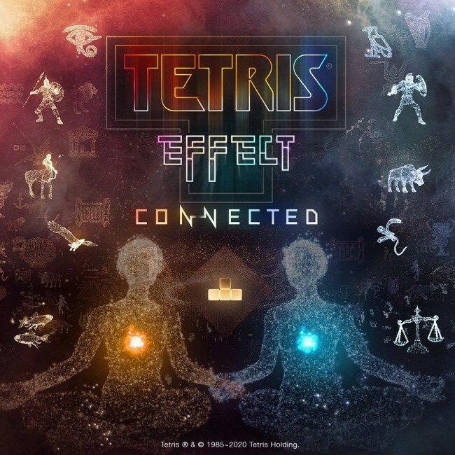 Tetris Effect: Connected, which will also be available on Xbox Series X, is a faithful re-creation of the original for the Nintendo Entertainment System. (REUTERS Photo)
