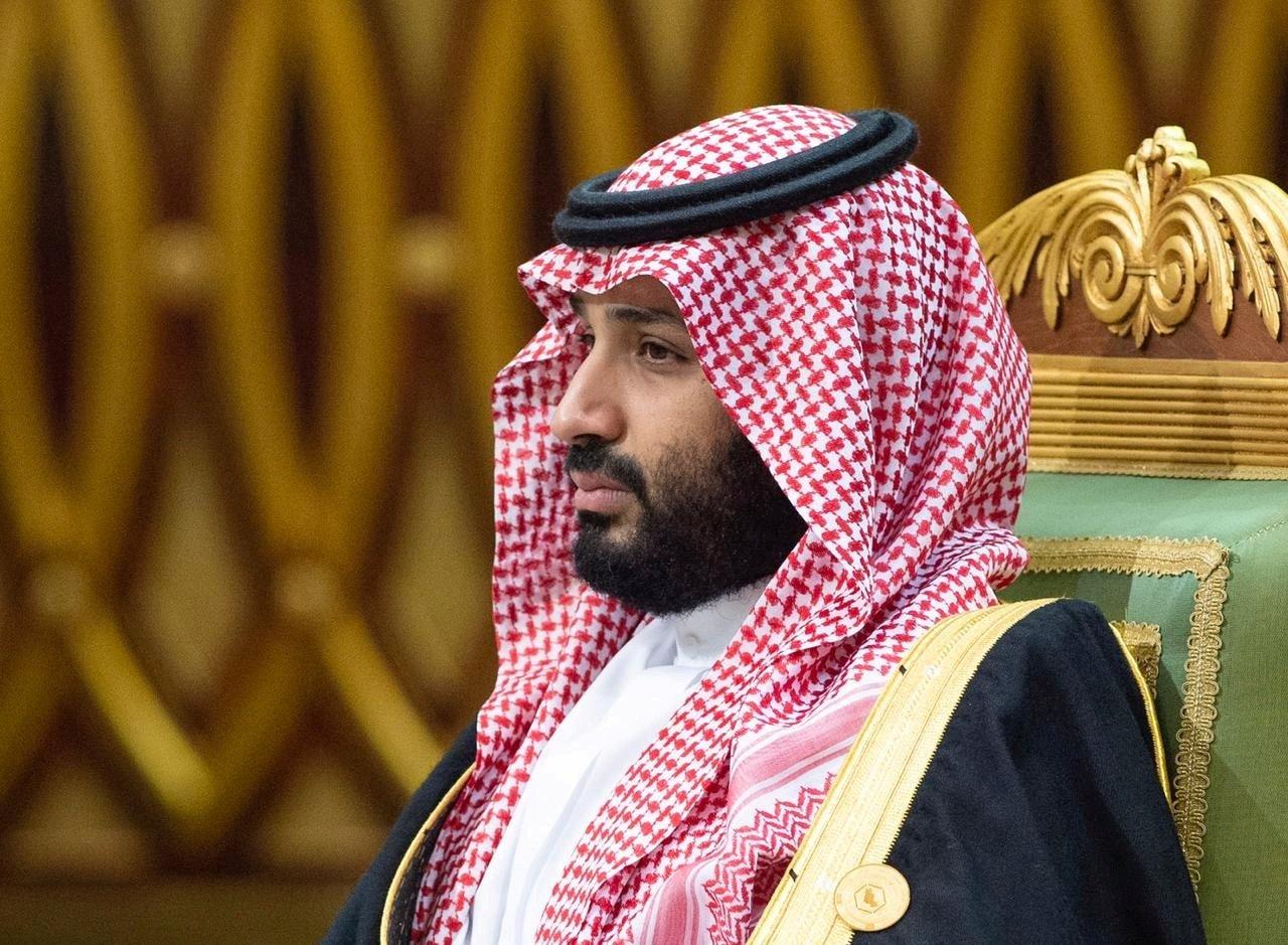 Saudi Arabia's Crown Prince Mohammed bin Salman attends the Gulf Cooperation Council's (GCC) 40th Summit in Riyadh, Saudi Arabia, Dec. 10, 2019. (Reuters Photo)