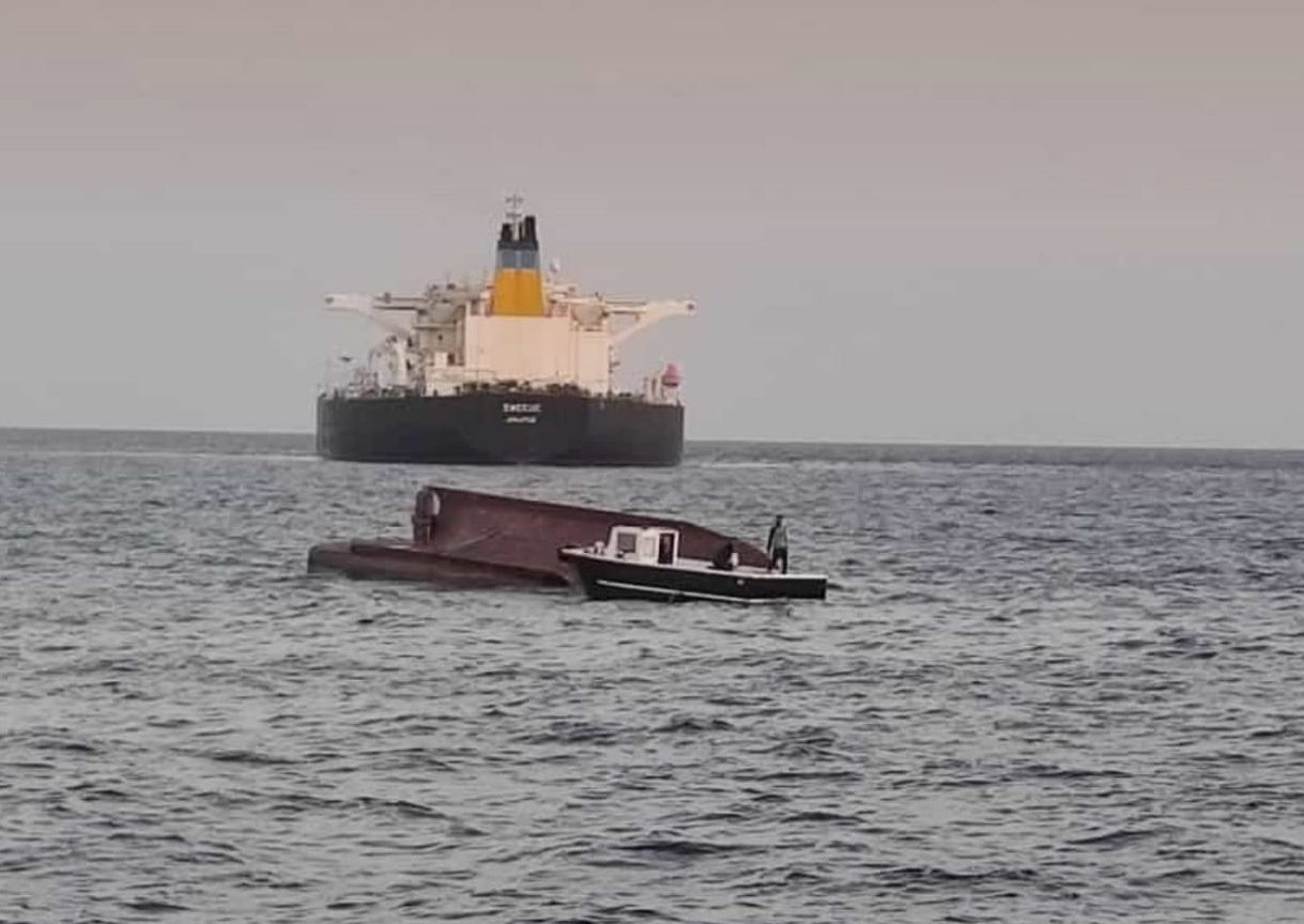 5 dead after boat collides with tanker off Turkey's Mediterranean coast
