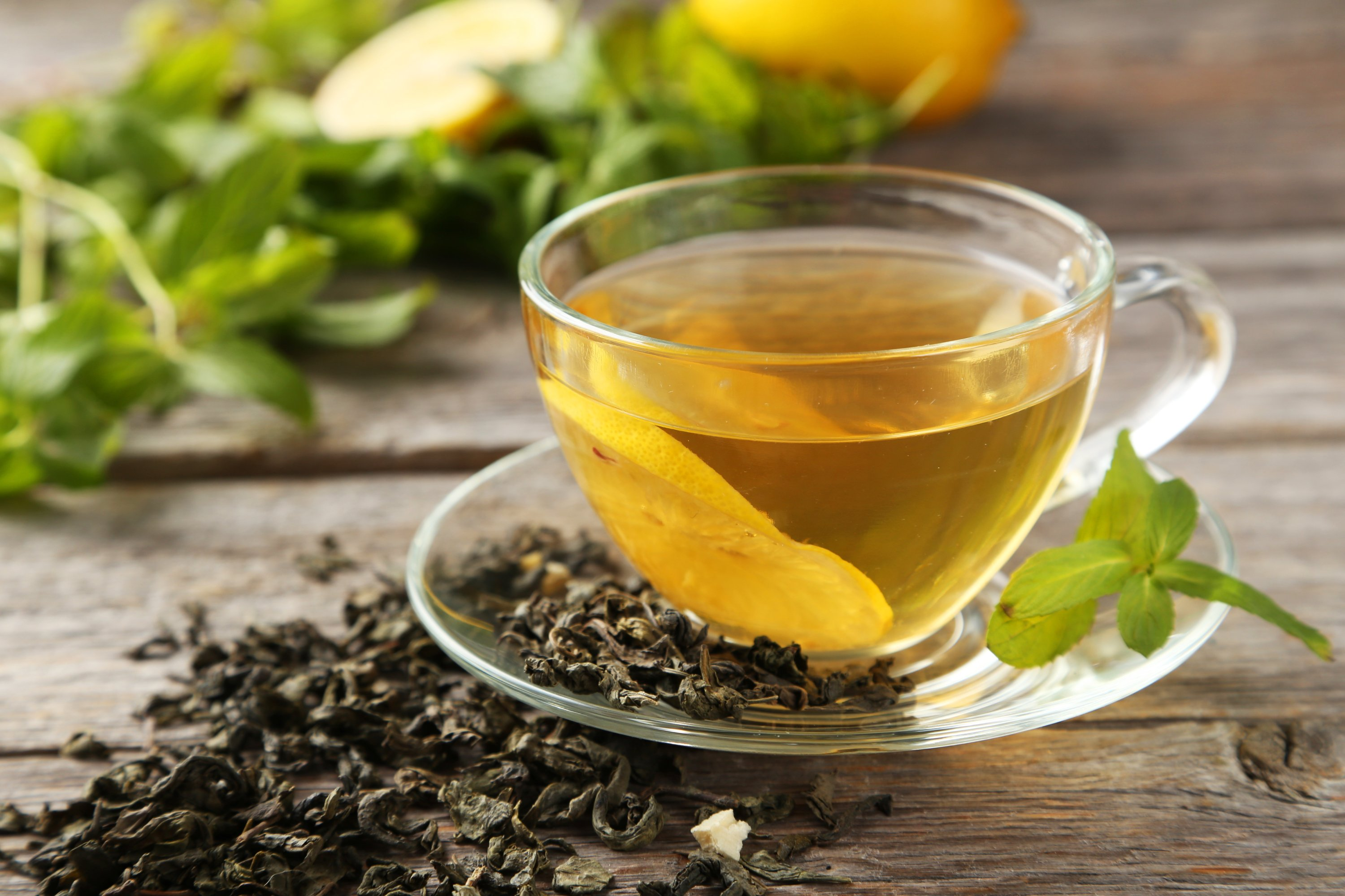 Green tea is one of the best antioxidant-rich beverages you can drink.(Shutterstock Photo)