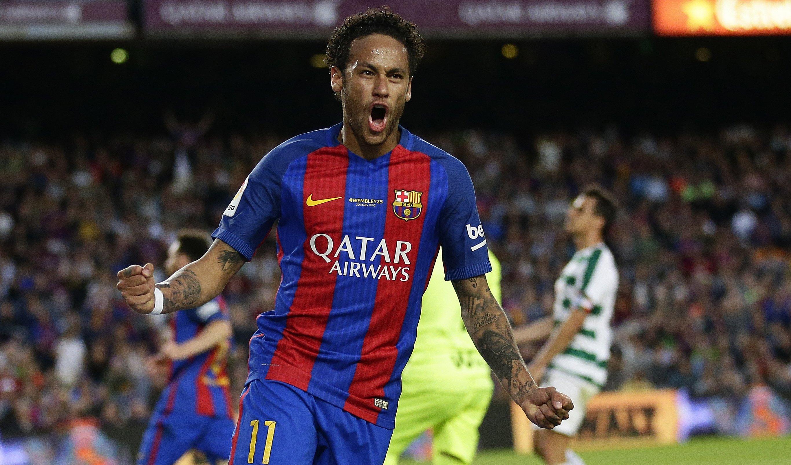 Barcelona wants Neymar to pay back nearly $12 million ...