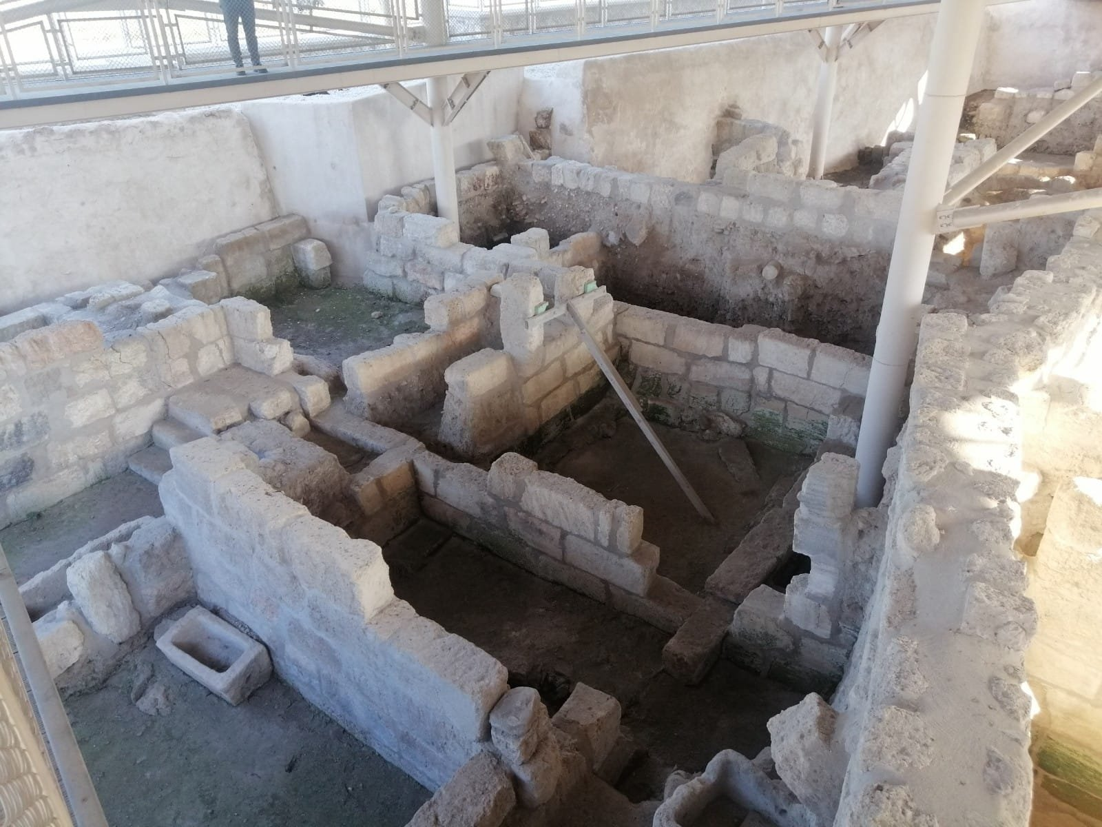 A general view from the excavation areas in the ancient city of Misis, Adana, southern Turkey, Nov. 11, 2020. (DHA Photo)
