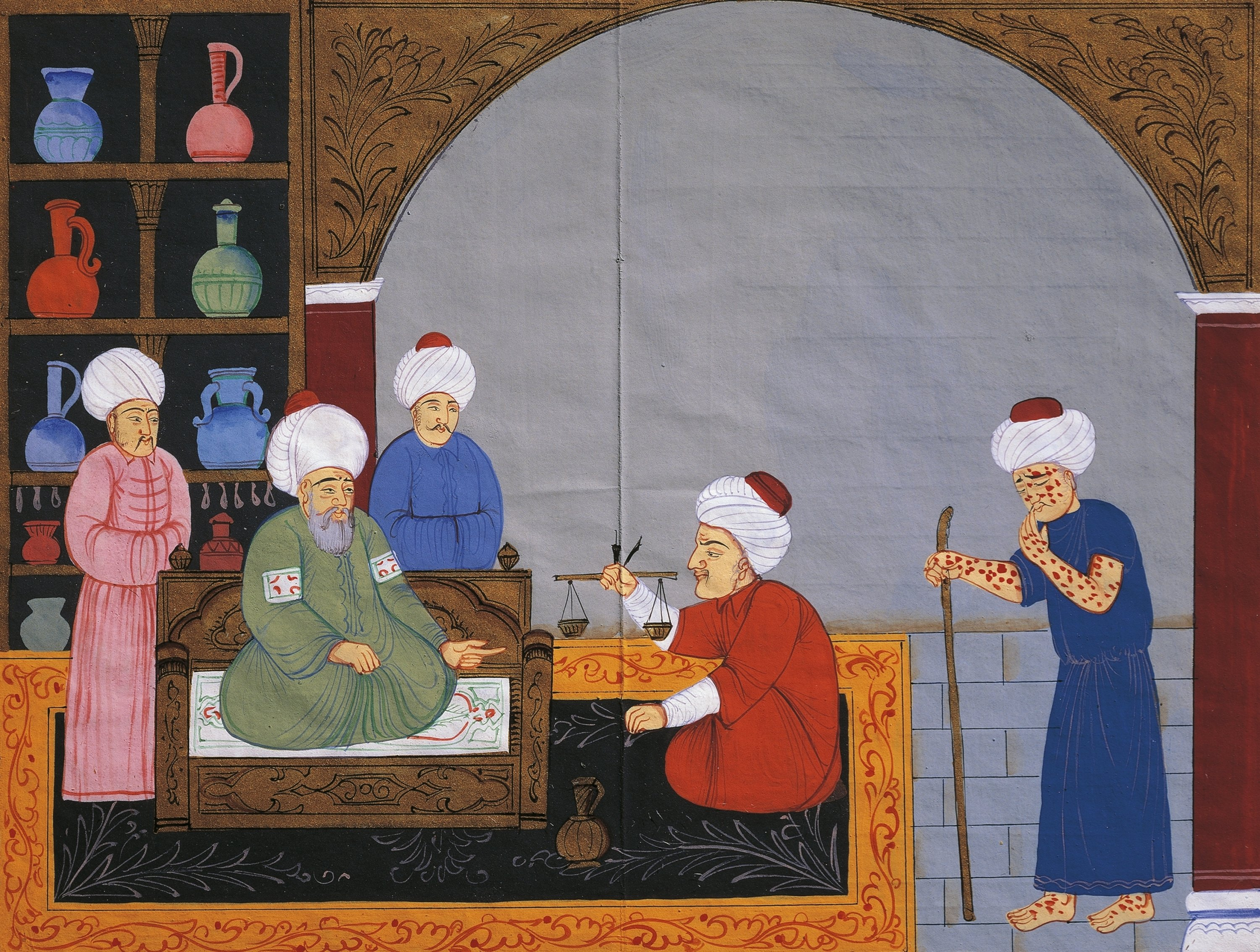 Germs, vaccines, robots and more: Turkey's firsts in history, science and technology