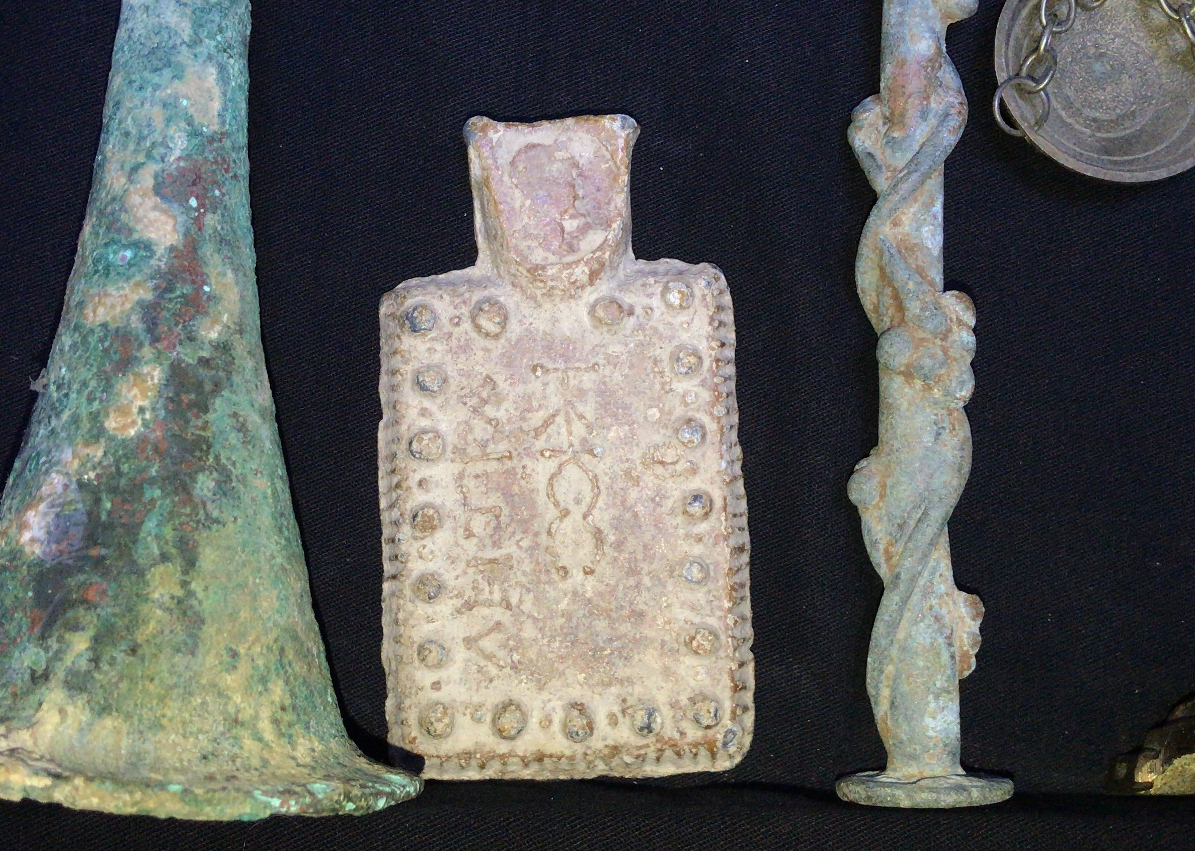 Artifacts, including 'world's 1st medical diploma,' seized from smugglers in Turkey