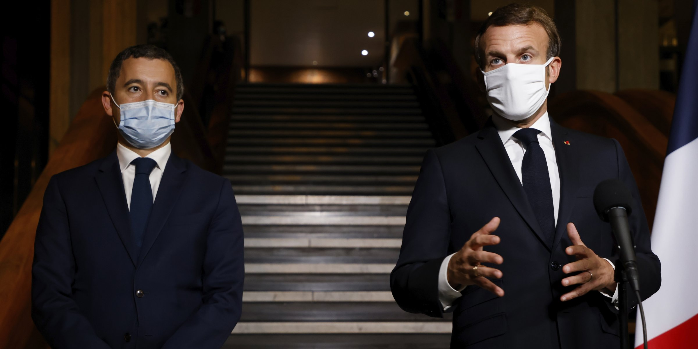 Macron S Anti Islam Pandemic Management Hand Power To French Far Right Daily Sabah