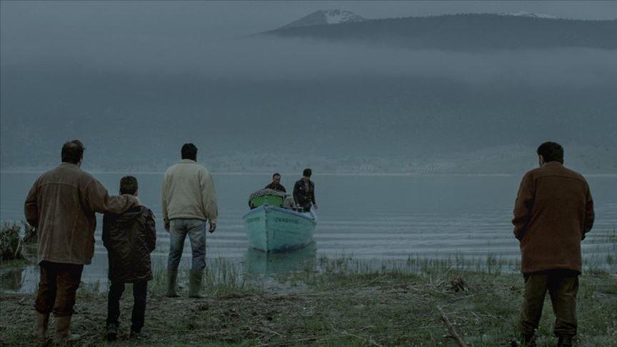 "A still shot from ""Kapan"" (""Trap"")."