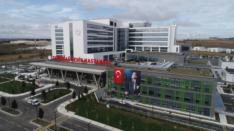 City hospital opens with aim to make Turkey's Tekirdağ Balkan health hub