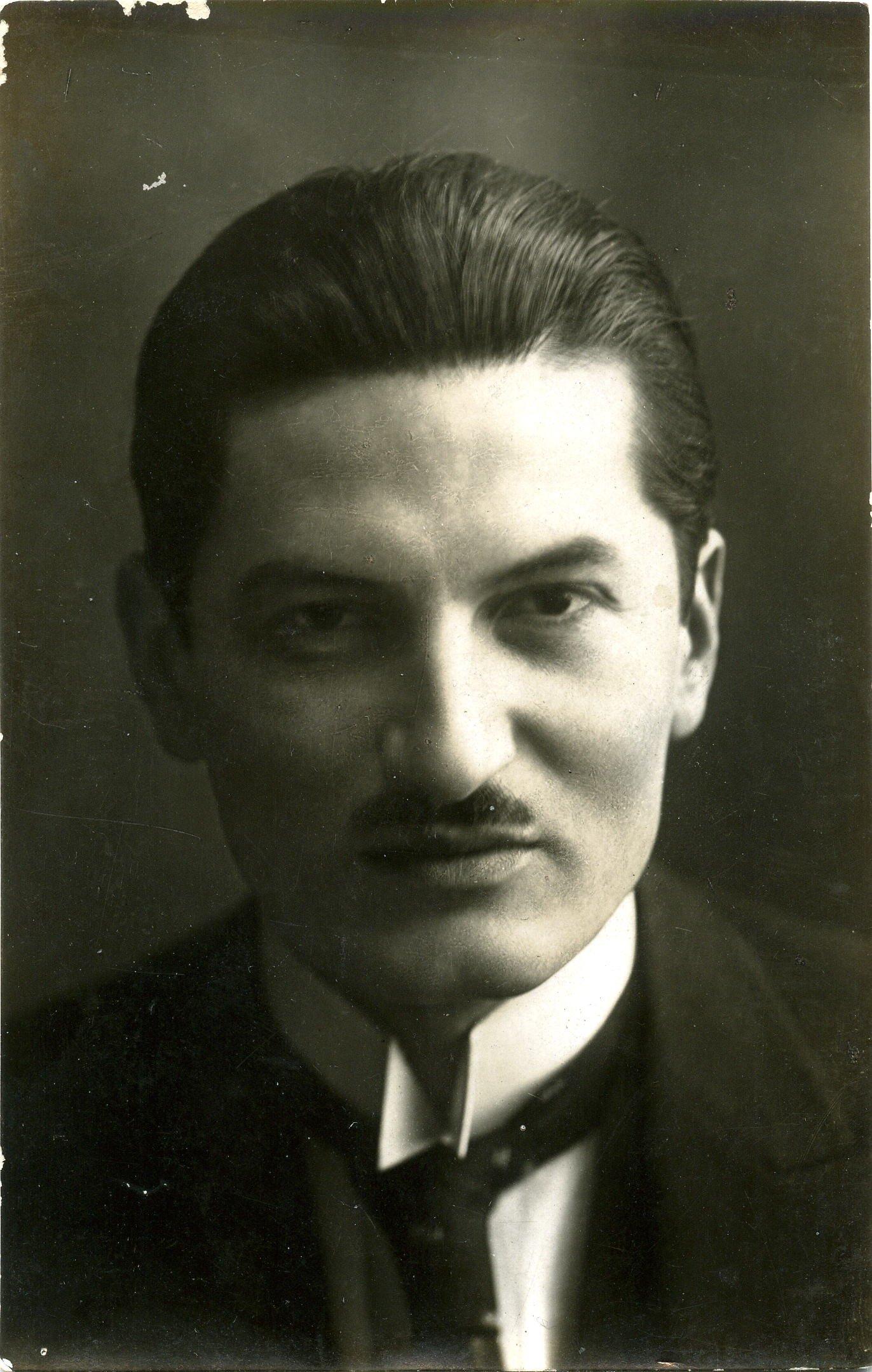 Ismayıl Hakkı Baltacıoğlu became the first university rector of the Turkish republic after he was assigned as the rector of Darülfünun. (Courtesy of Ali Baltacıoğlu)