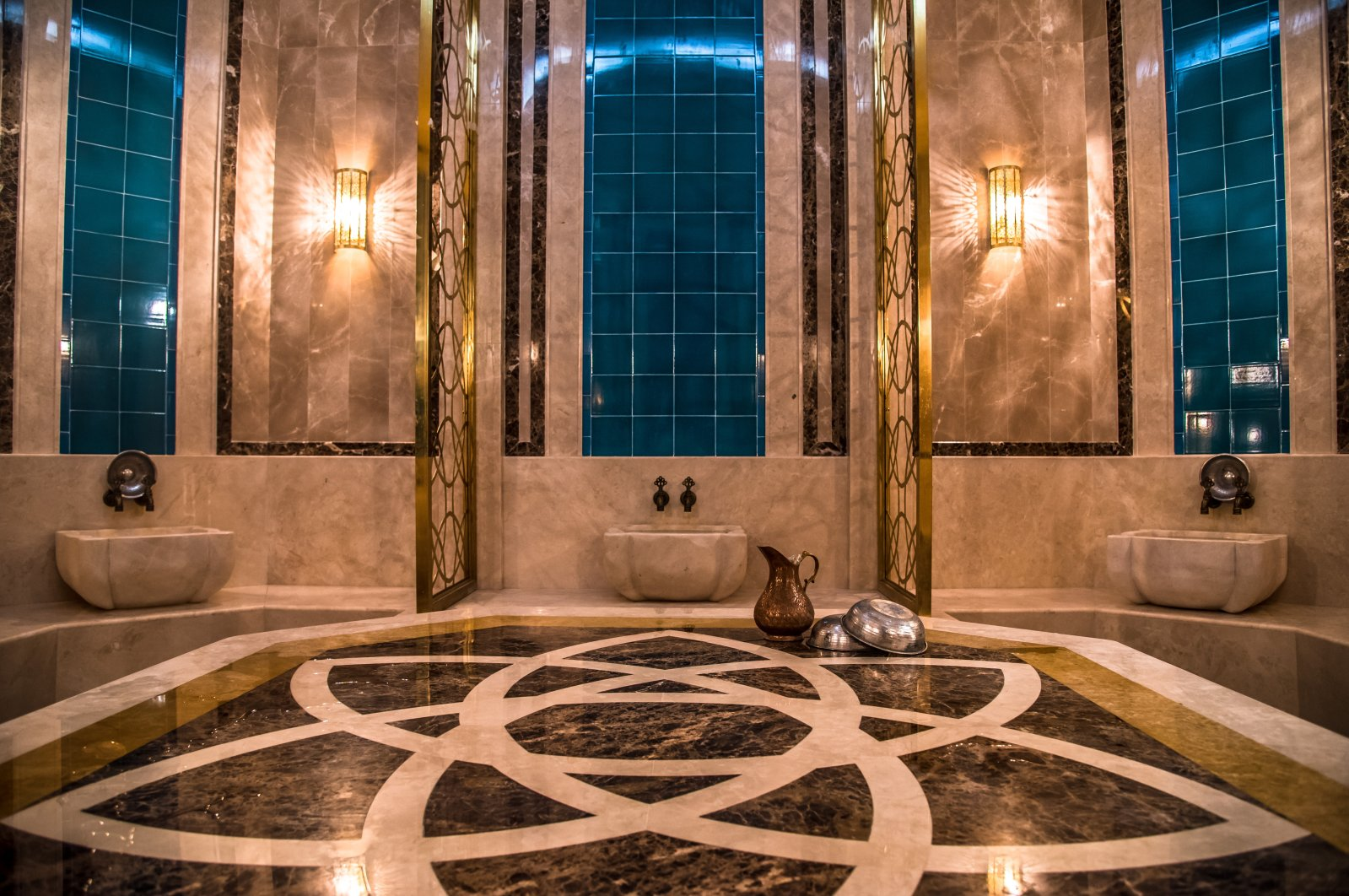Everyone should experience an authentic Turkish bath at least once in their lifetime. (Shutterstock Photo)