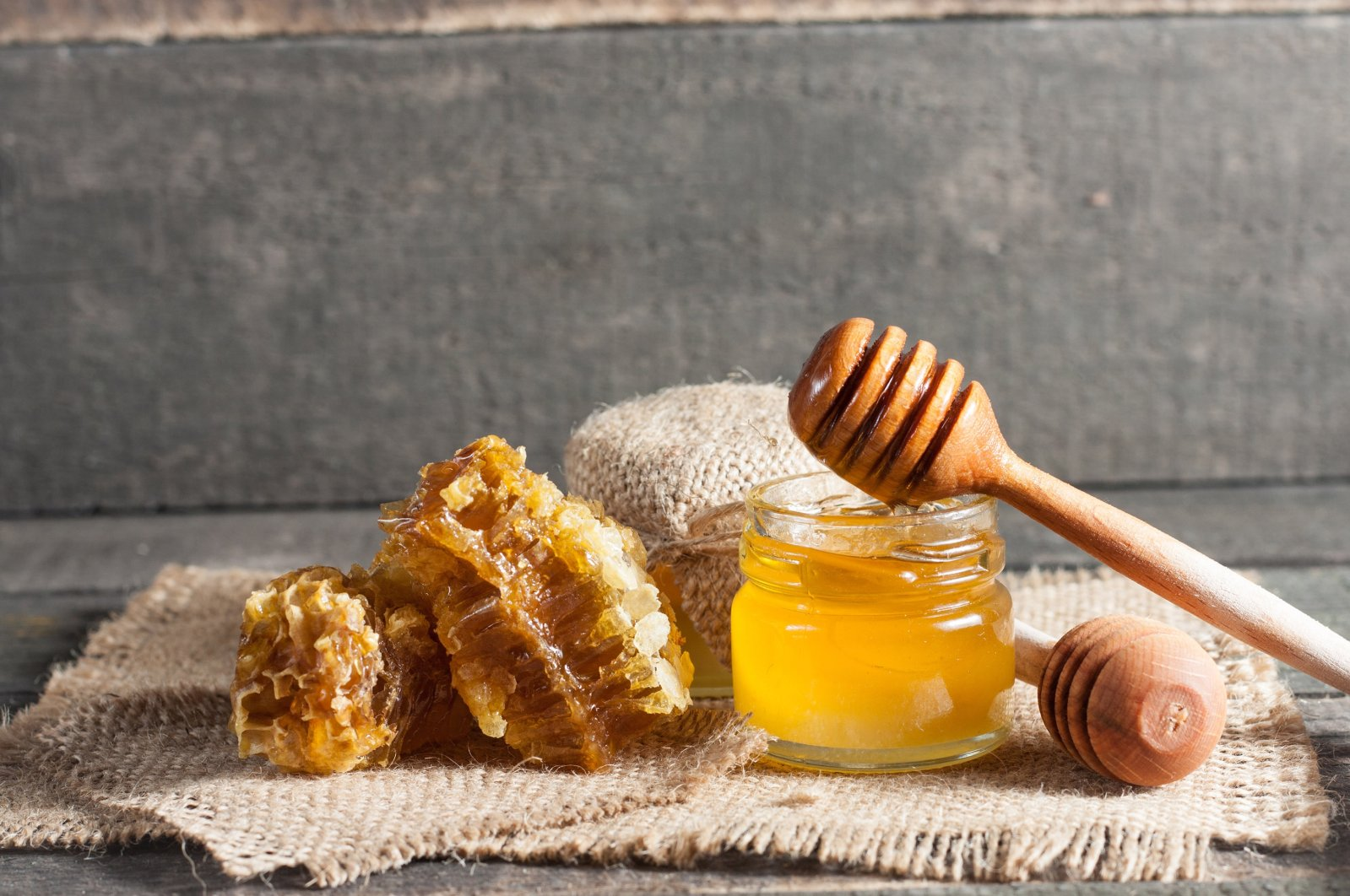 Honey may be better than prescription antibiotics for coughs in children, a new study has found. (Shutterstock Photo)