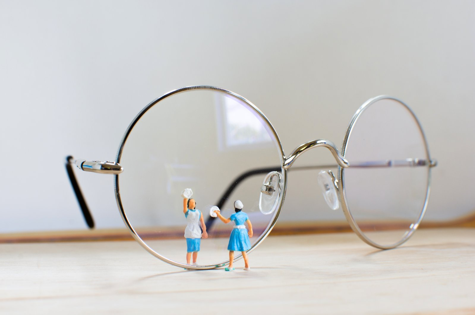Germs are more likely to grow on glasses that haven't been cleaned in a while. (Shutterstock Photo)