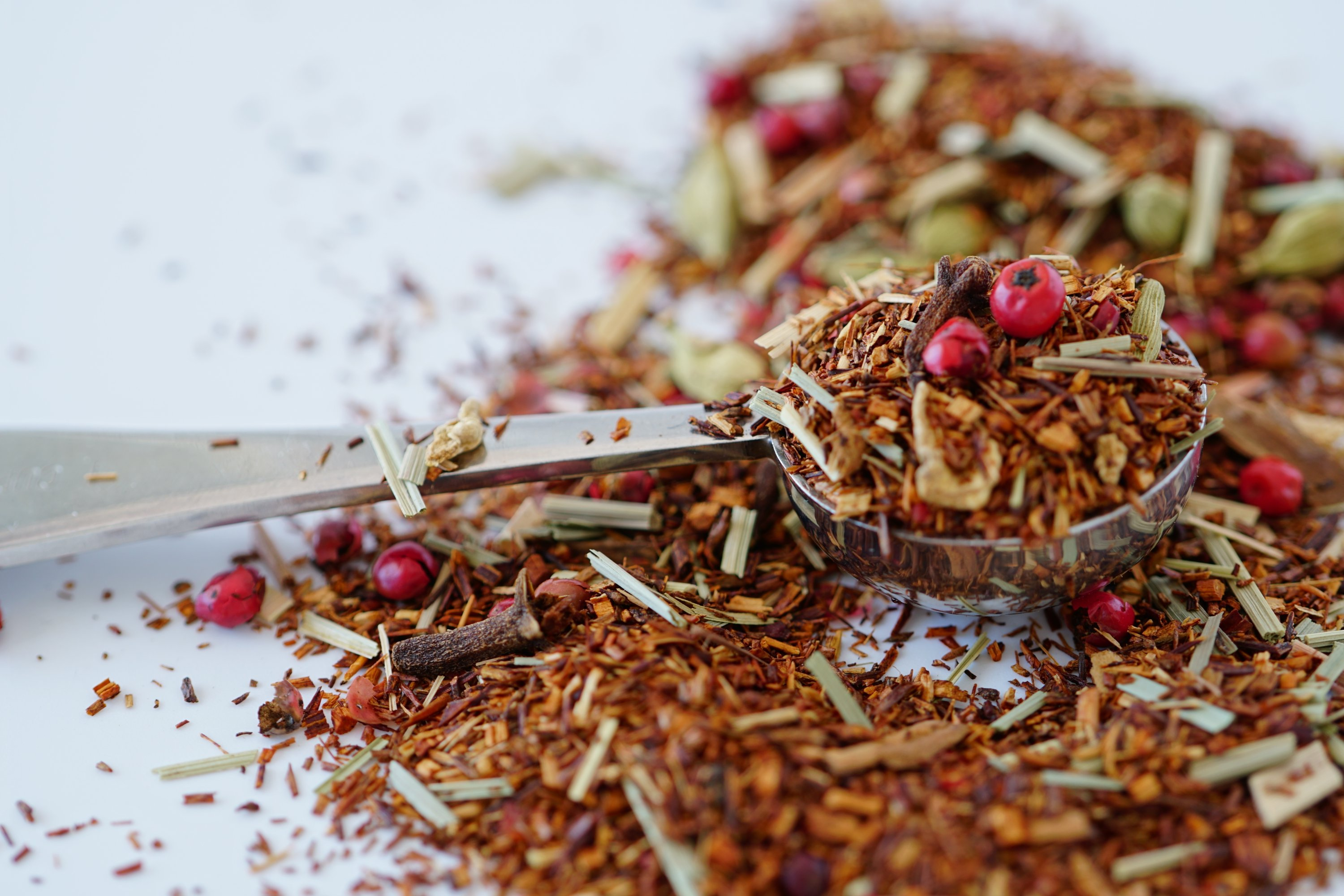 Rooibos (pronounced