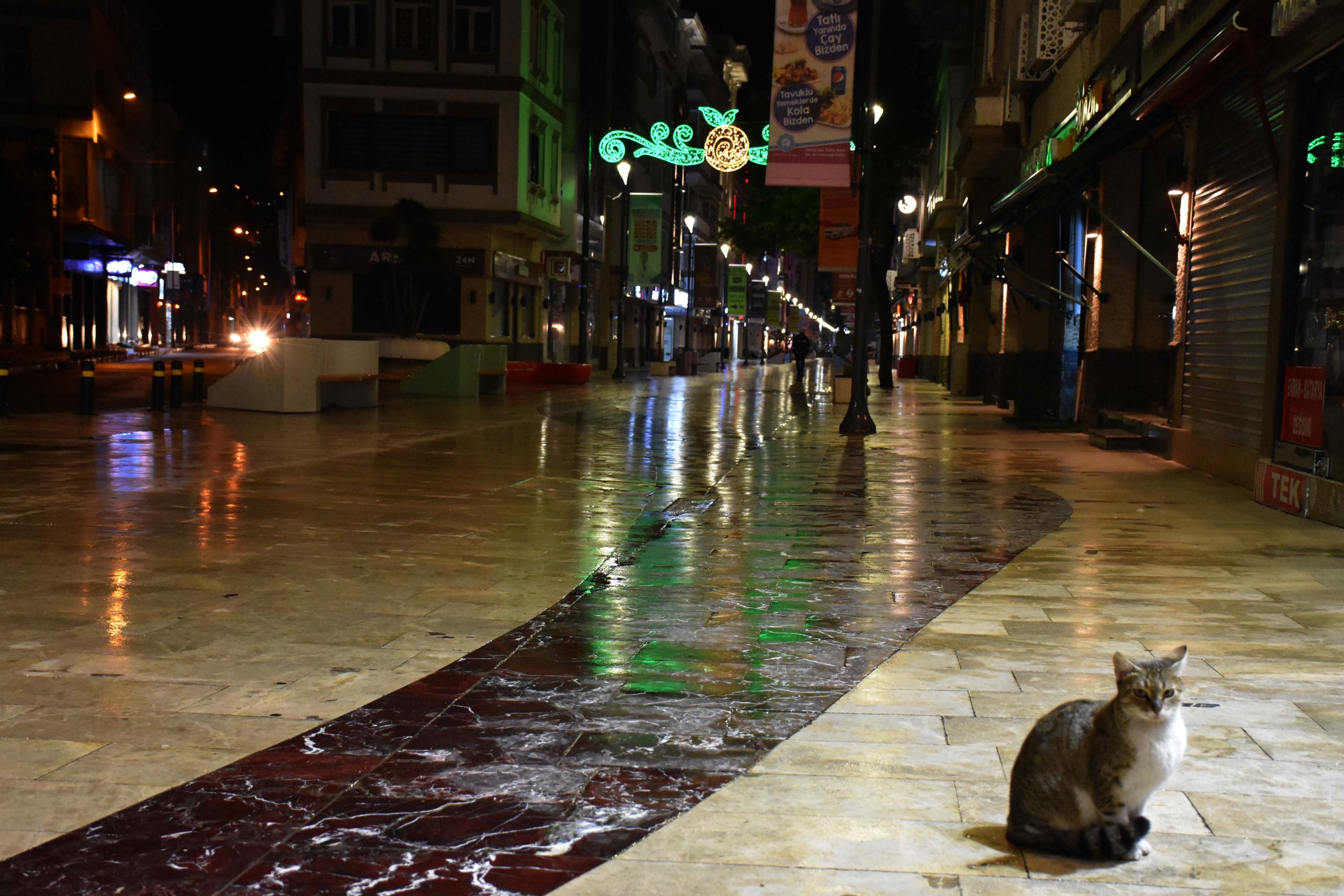 Limited violations reported during weekend COVID-19 curfew in Turkey