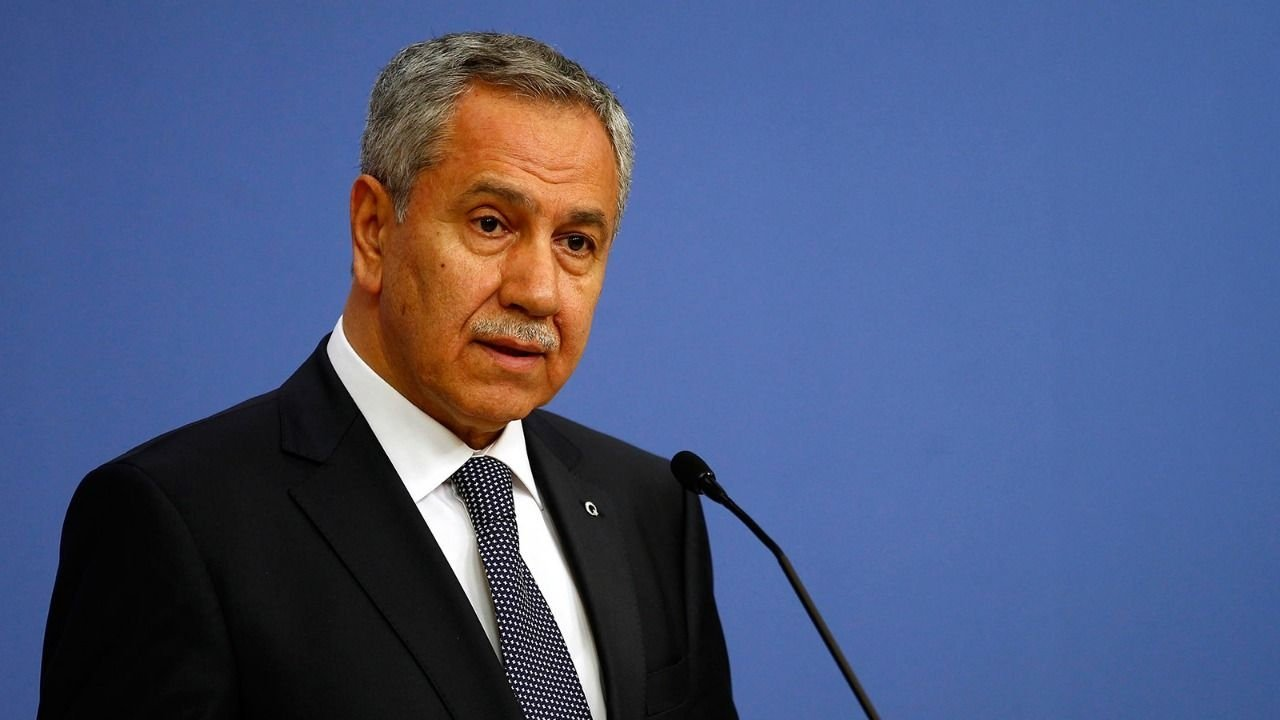 A file photo of Bülent Arınç, a former parliamentary speaker and member of the High Advisory Board (YIK).