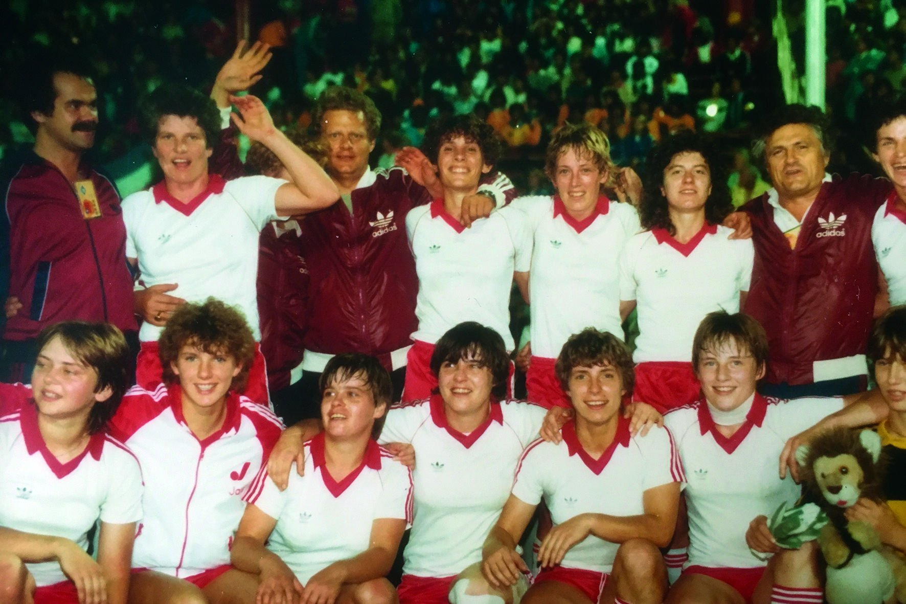 """""""Das Wunder Von Taipeh"""" (""""We Wanted Moder – The Miracle of Taipei"""") is the story of the establishment of the German national women's football team. (Courtesy of Istanbul Modern)"""