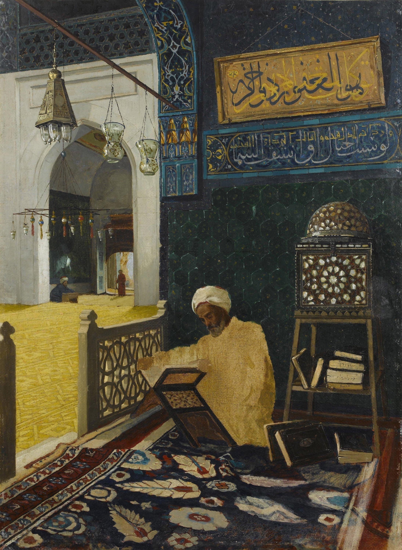 Pelukis Turki Osman Hamdi Bey