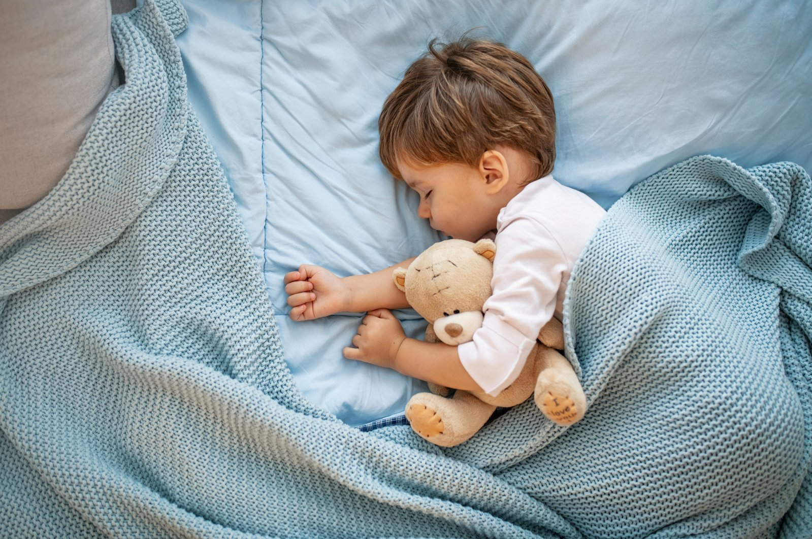 As relaxing as an afternoon nap may be for both parents and the child, at some point it's time to let it go. (Shutterstock Photo)