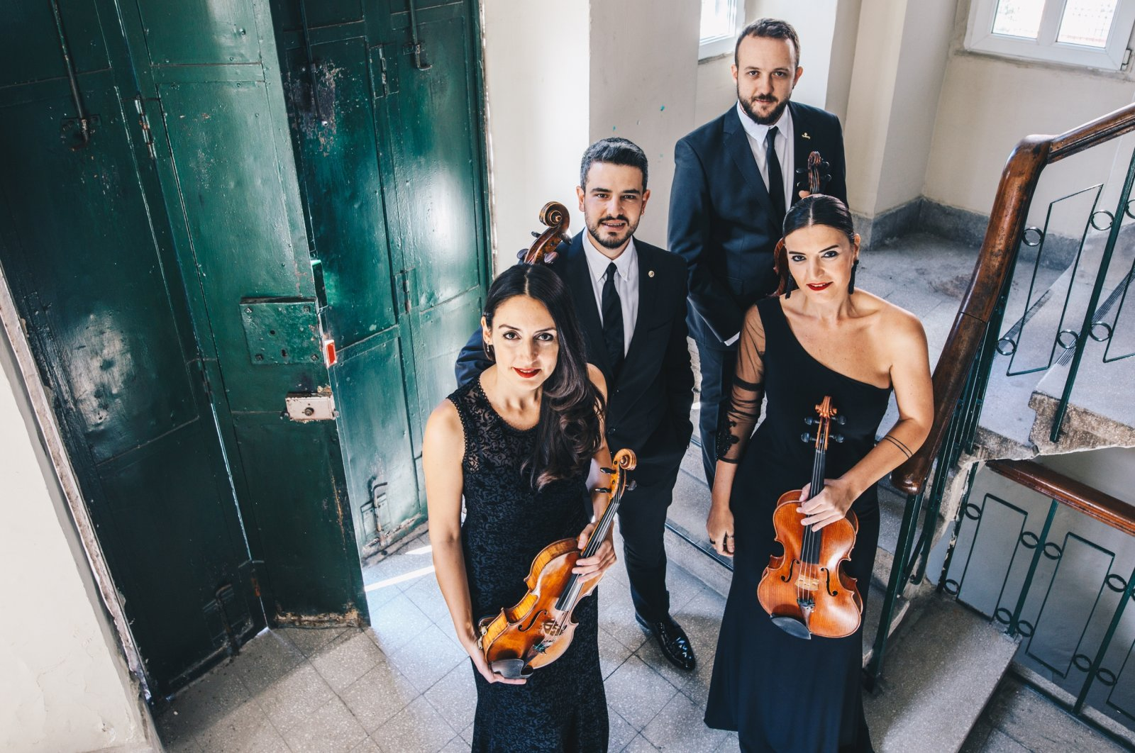 The Semplice Quartet will perform a concert dedicated to Ludwig van Beethoven.